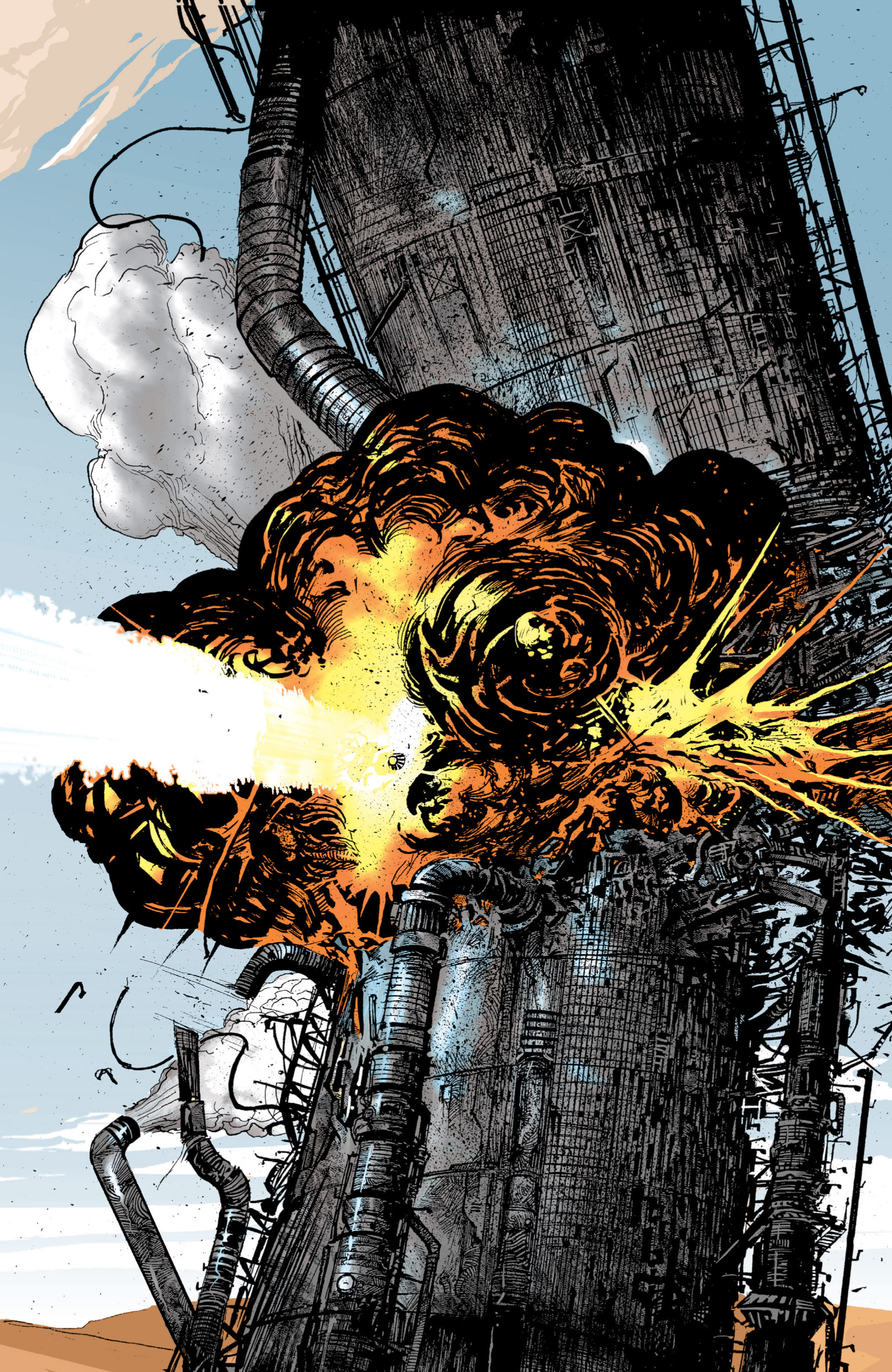 Read online Planetoid comic -  Issue # TPB - 157