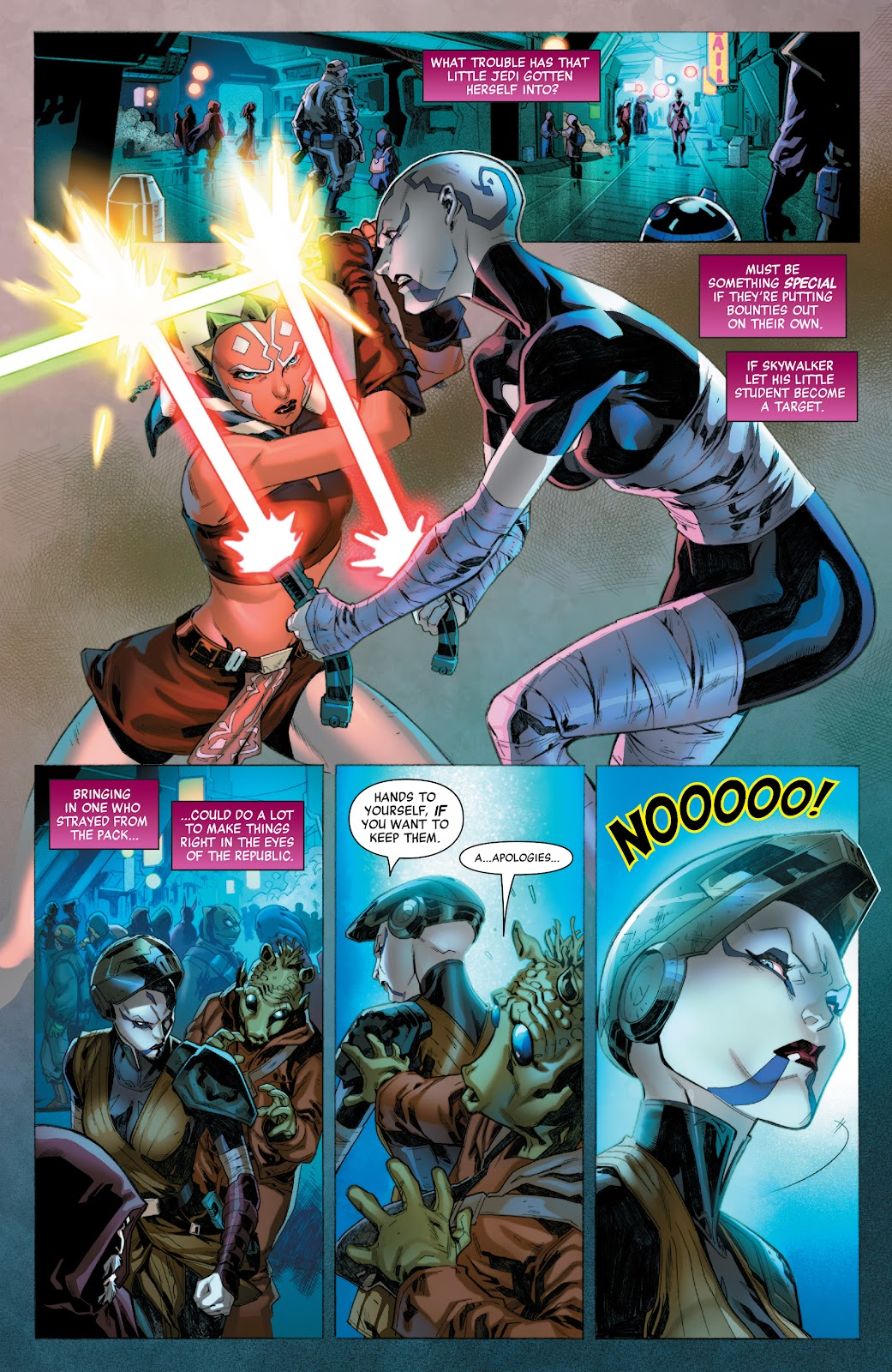 Read online Star Wars: Age of Republic Special comic -  Issue # Full - 15