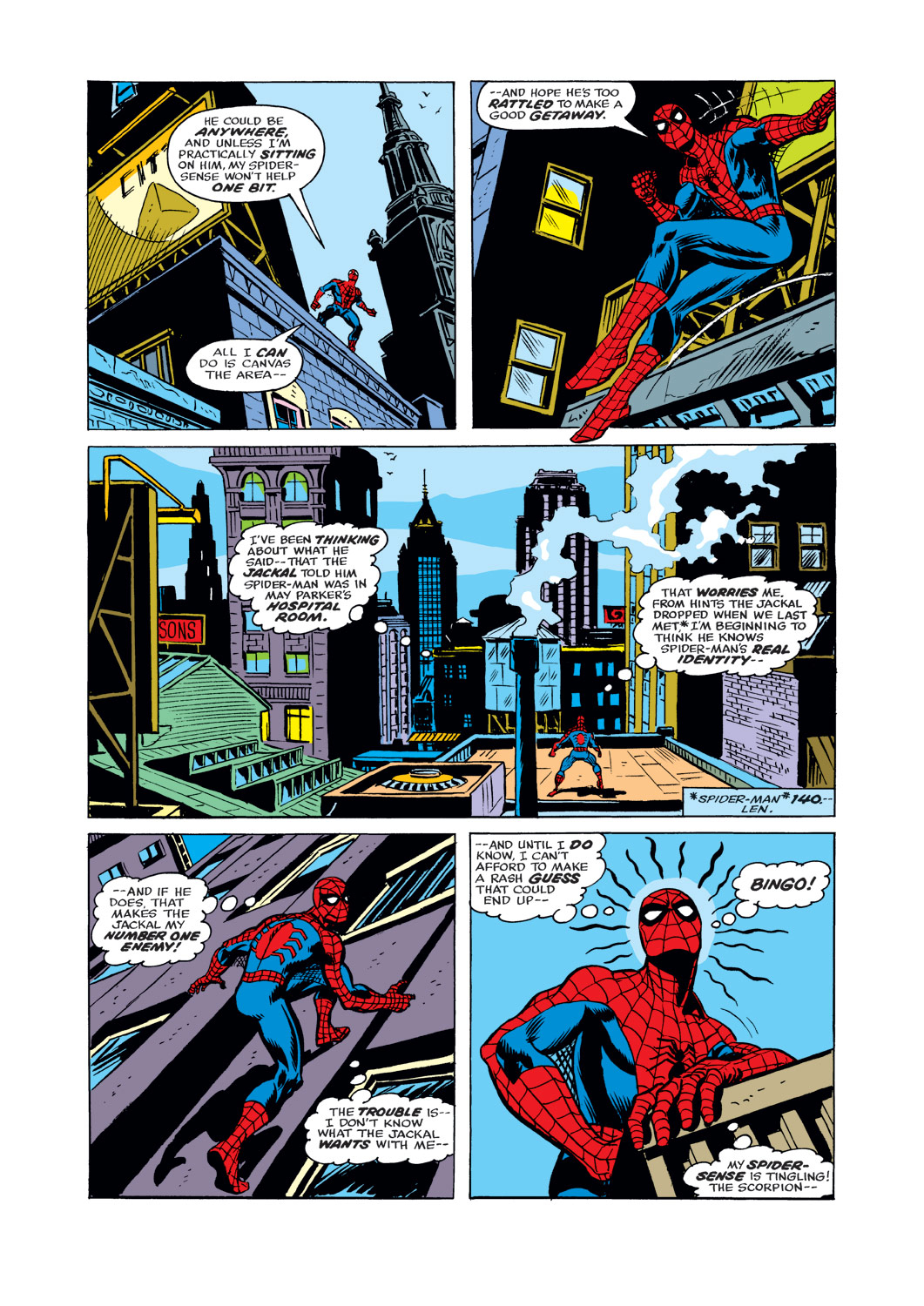 The Amazing Spider-Man (1963) 146 Page 16