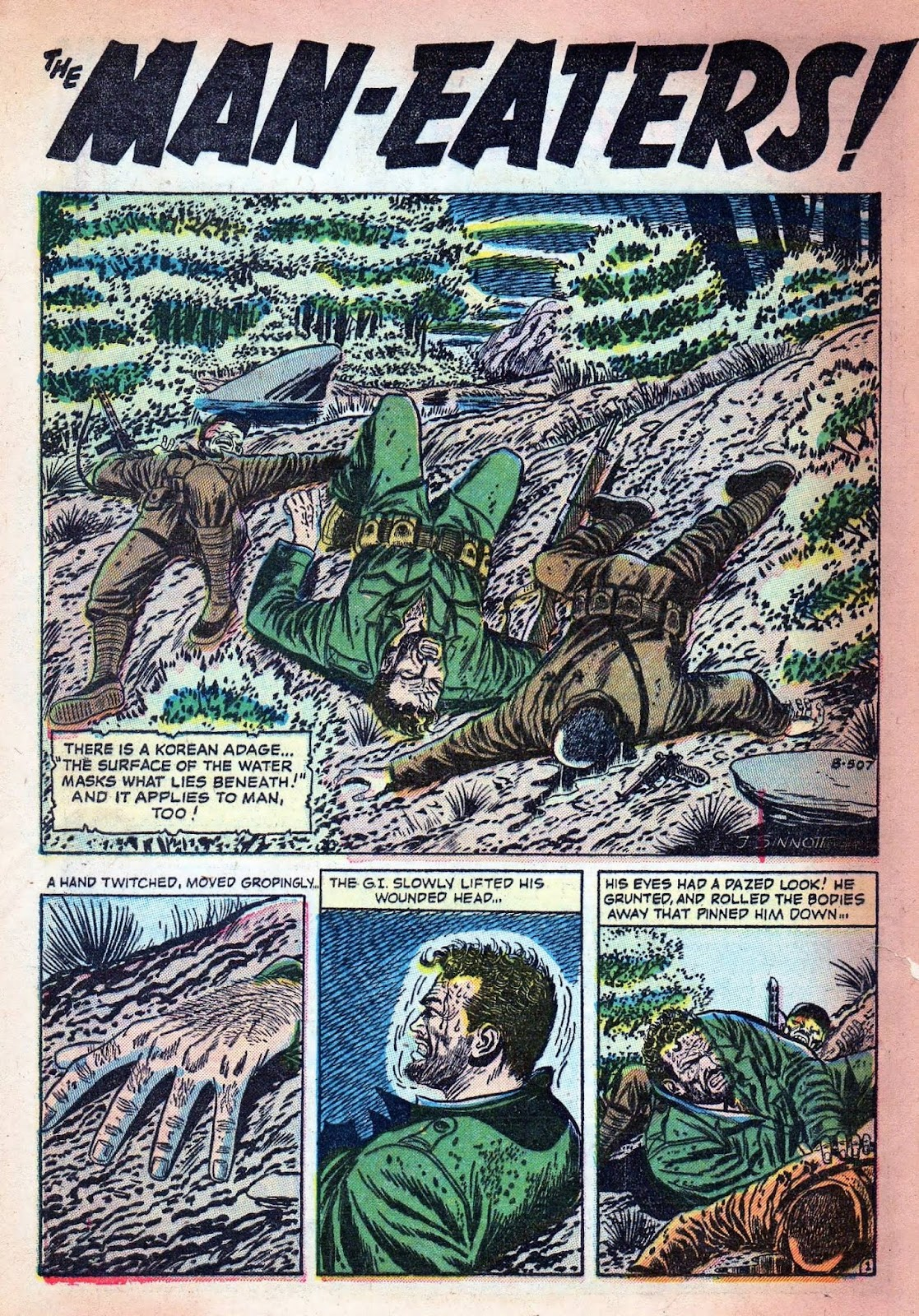 Combat (1952) issue 7 - Page 28