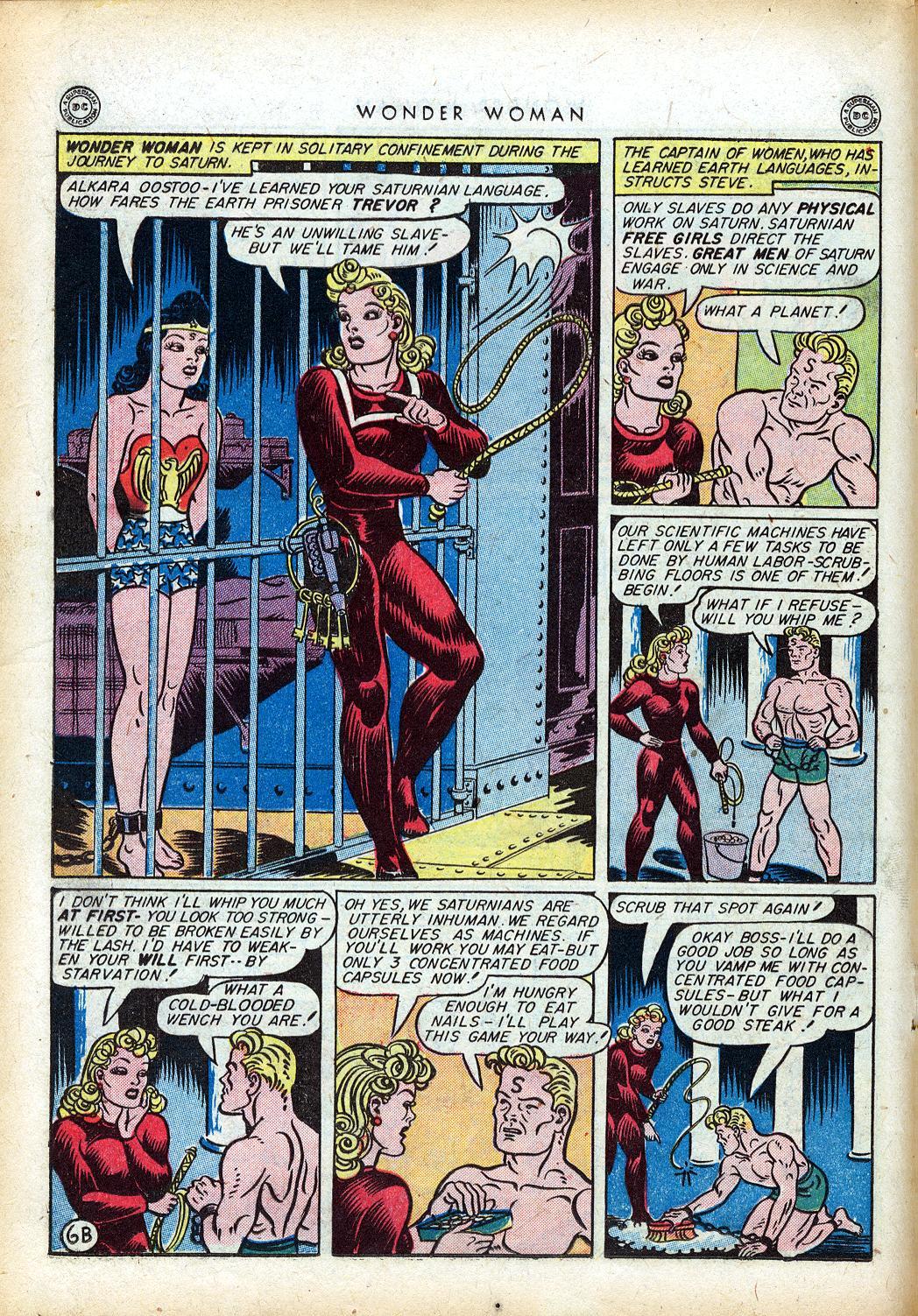 Read online Wonder Woman (1942) comic -  Issue #10 - 27