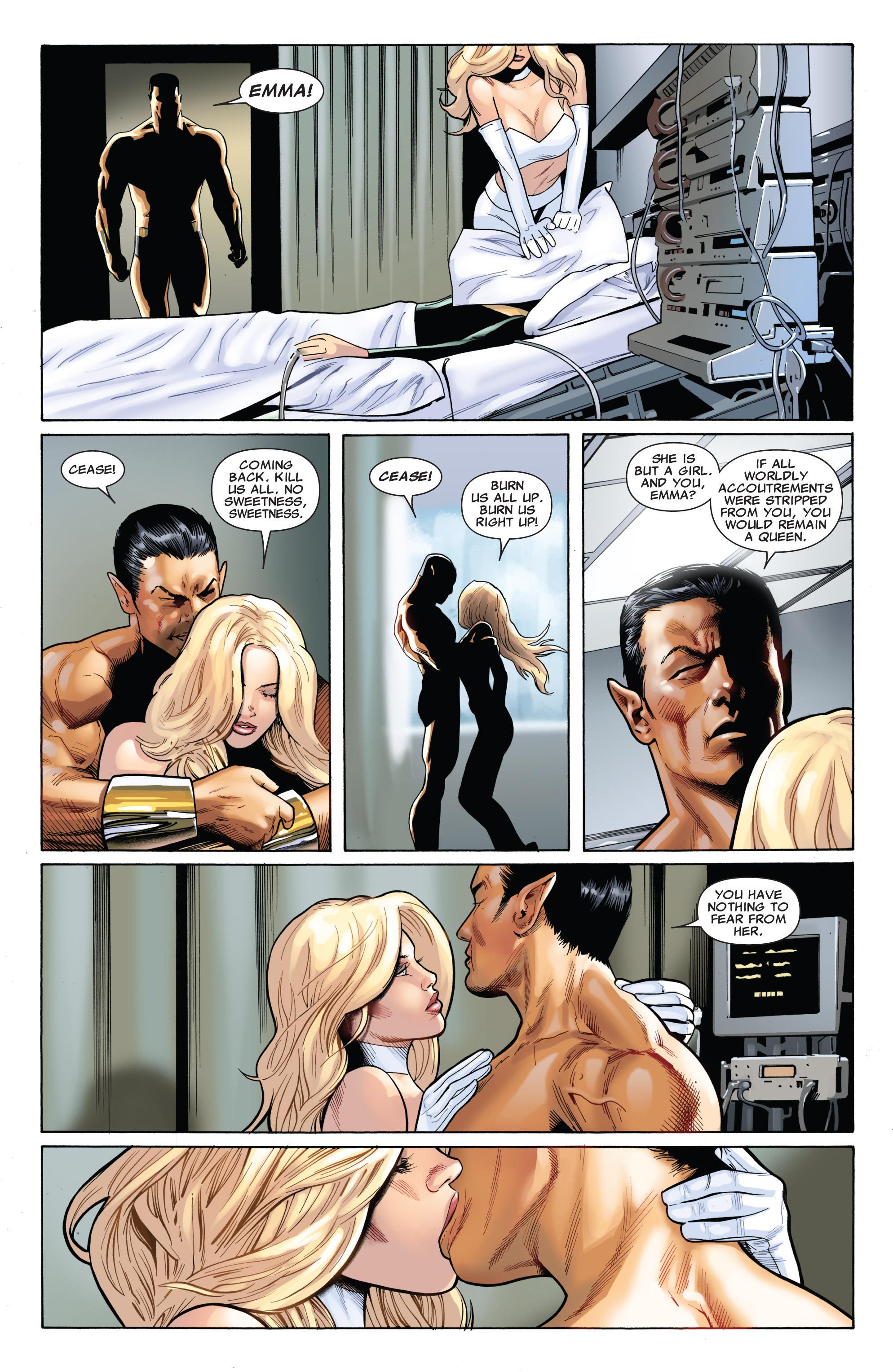 Read online Uncanny X-Men (1963) comic -  Issue #543 - 14