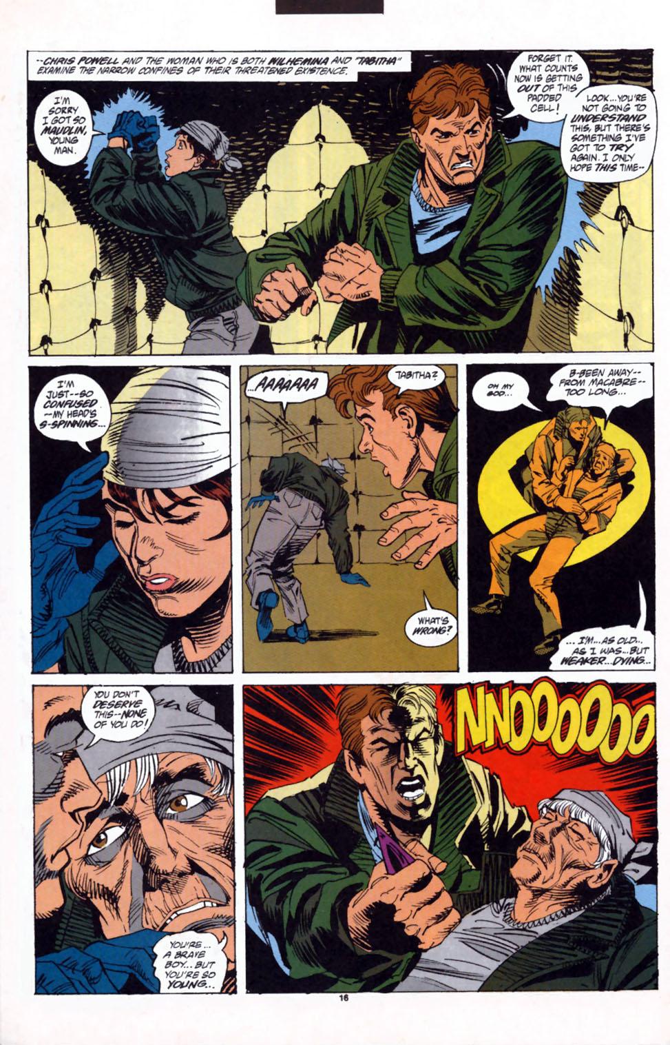 Read online Secret Defenders comic -  Issue #3 - 13