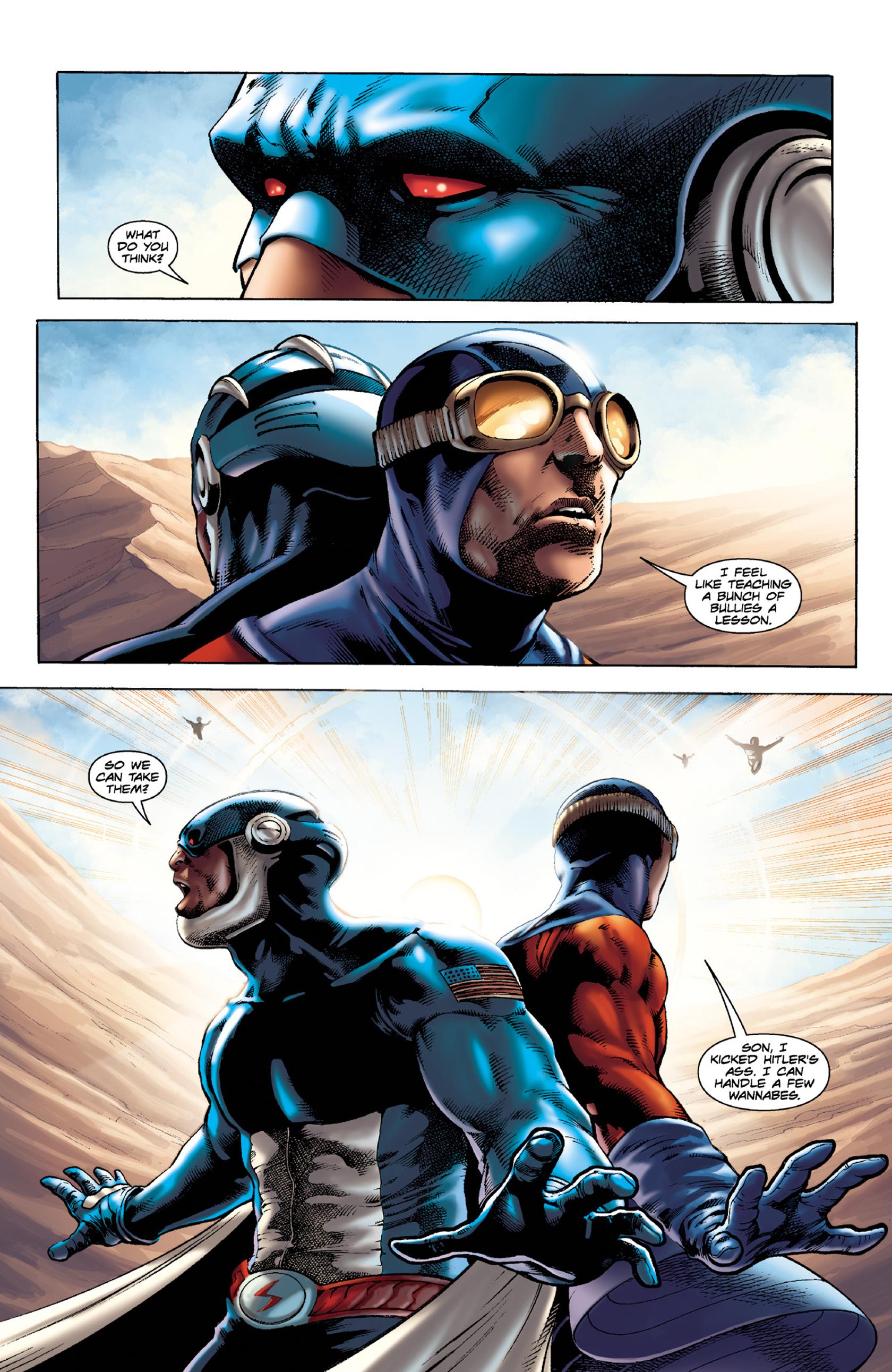 Read online Skyman comic -  Issue #4 - 3