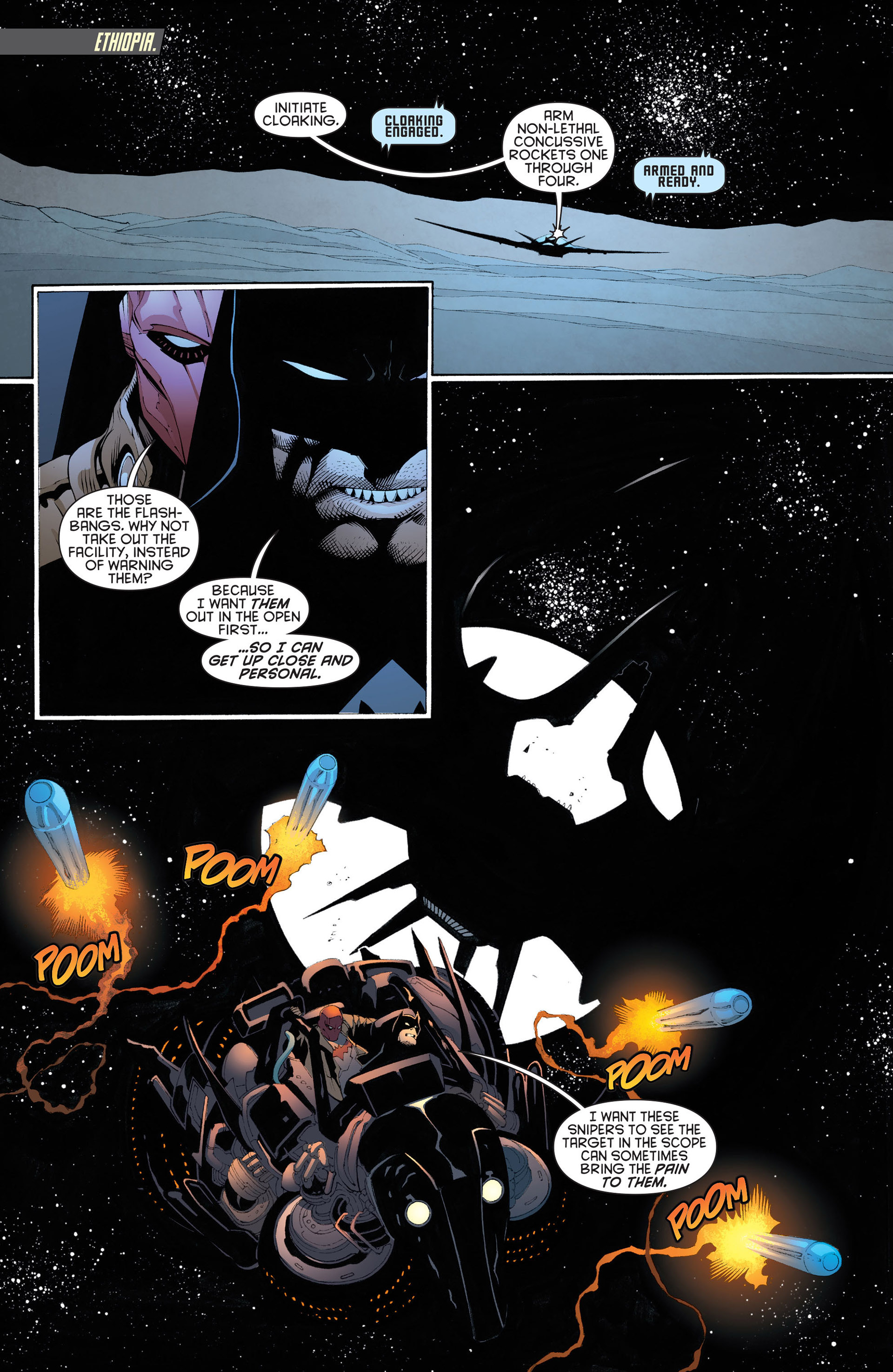 Read online Batman and Robin (2011) comic -  Issue #20 - 11