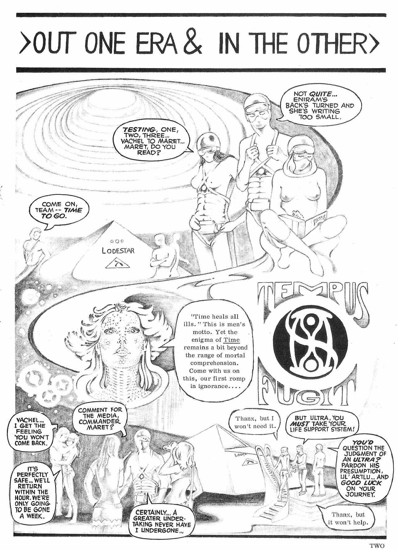 Read online Star*Reach comic -  Issue #11 - 42