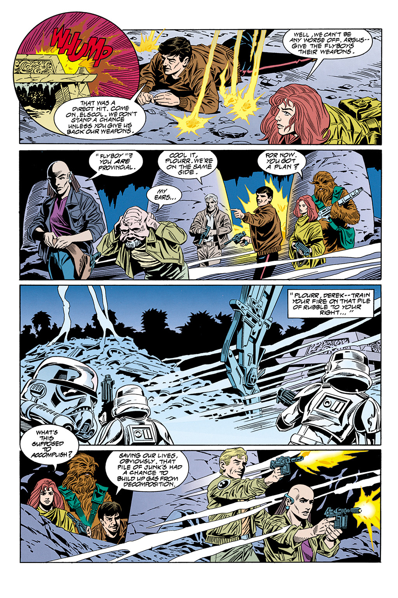 Read online Star Wars Omnibus comic -  Issue # Vol. 1 - 102