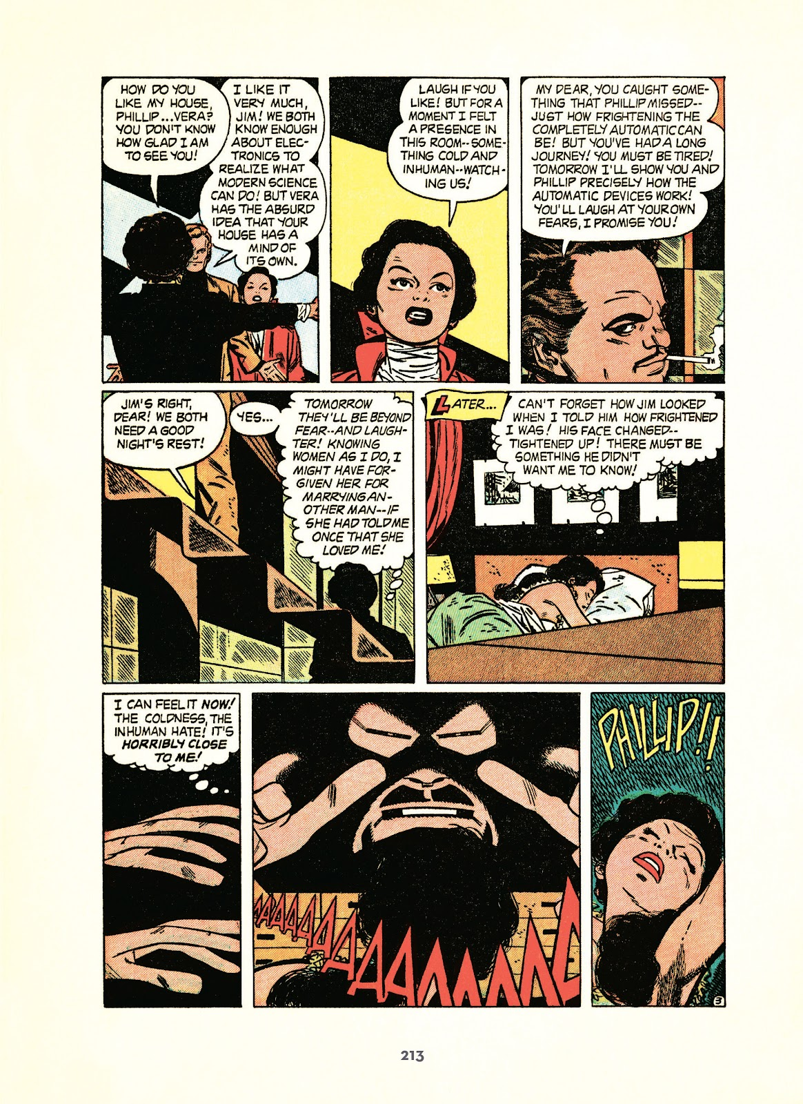 Read online Setting the Standard: Comics by Alex Toth 1952-1954 comic -  Issue # TPB (Part 3) - 14