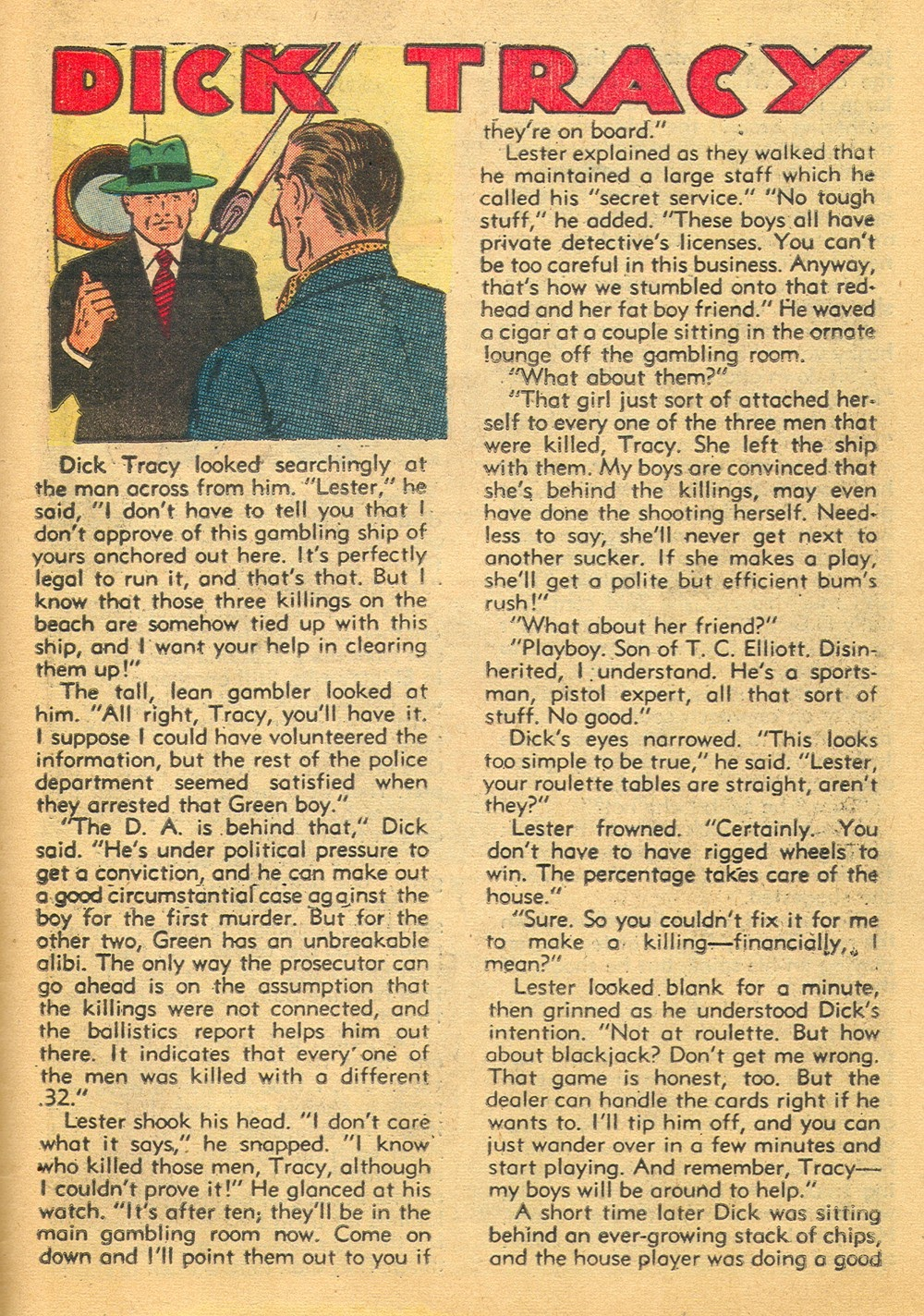 Dick Tracy Monthly issue 10 - Page 27