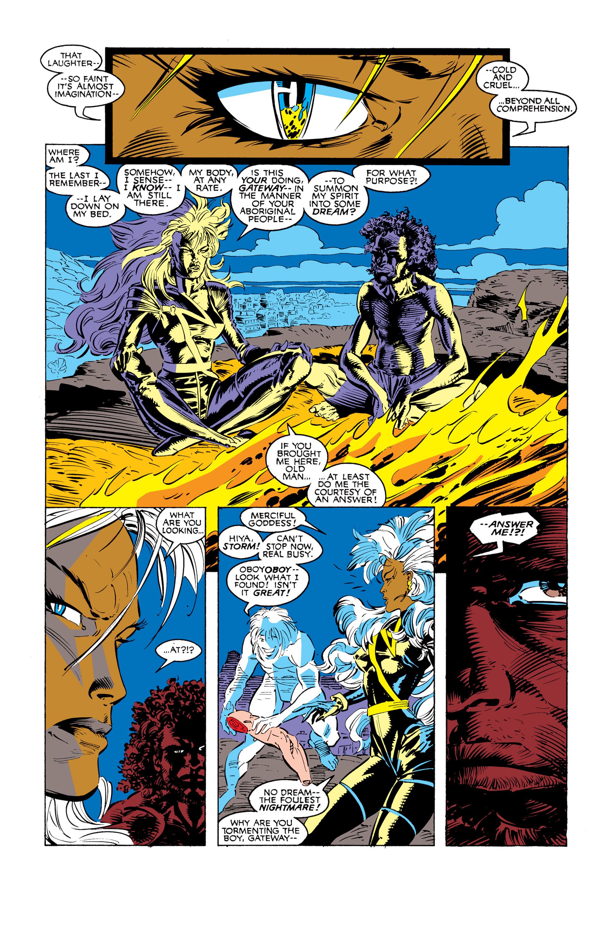 Read online Uncanny X-Men (1963) comic -  Issue #248 - 7