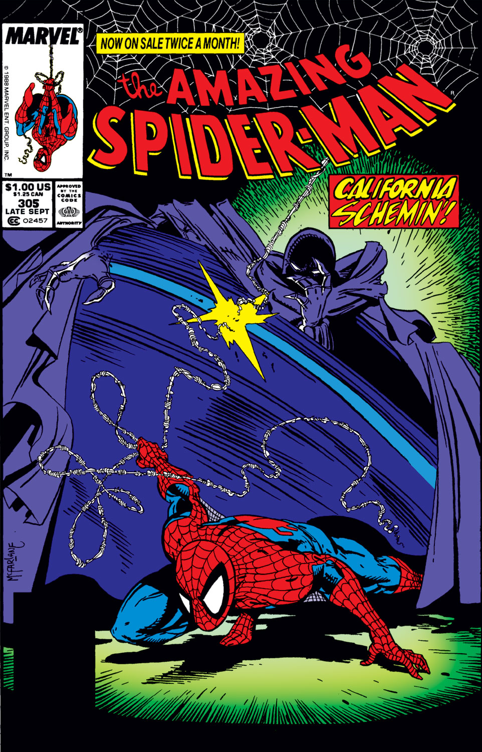 The Amazing Spider-Man (1963) 305 Page 1