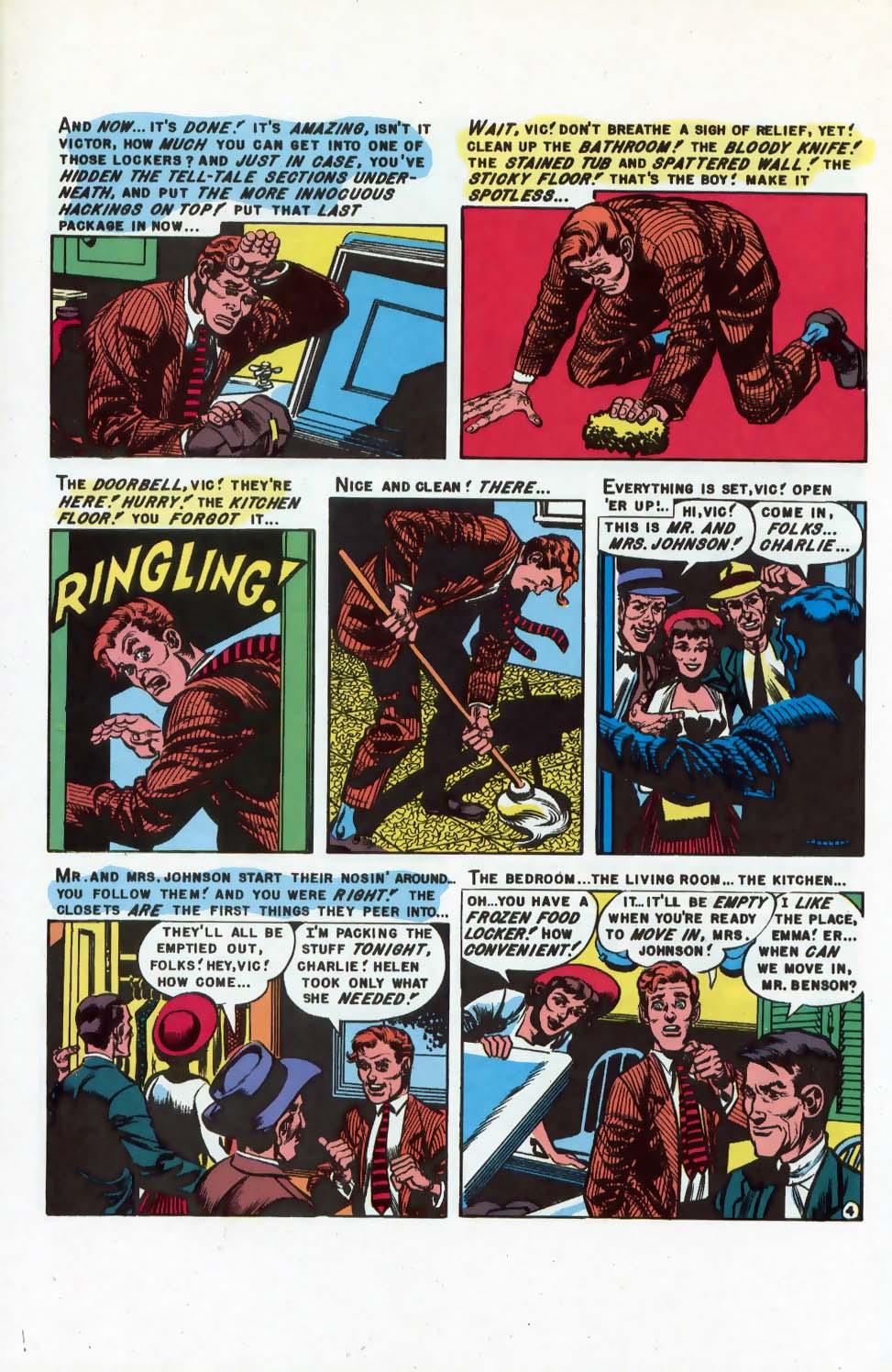 Read online Shock SuspenStories comic -  Issue #5 - 26