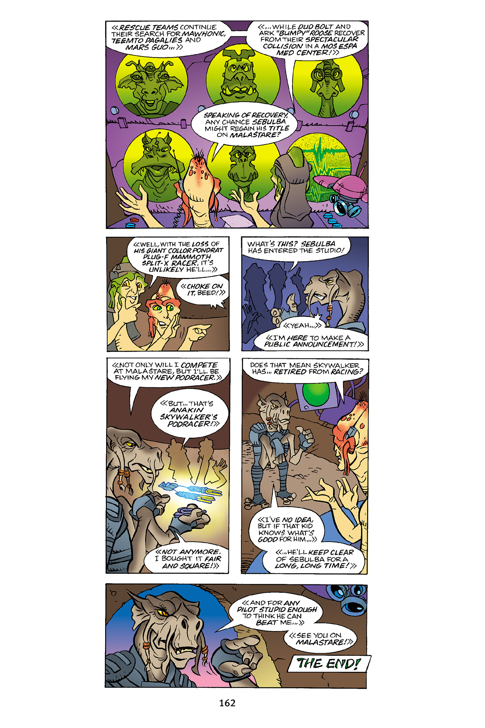 Read online Star Wars Omnibus comic -  Issue # Vol. 30 - 159