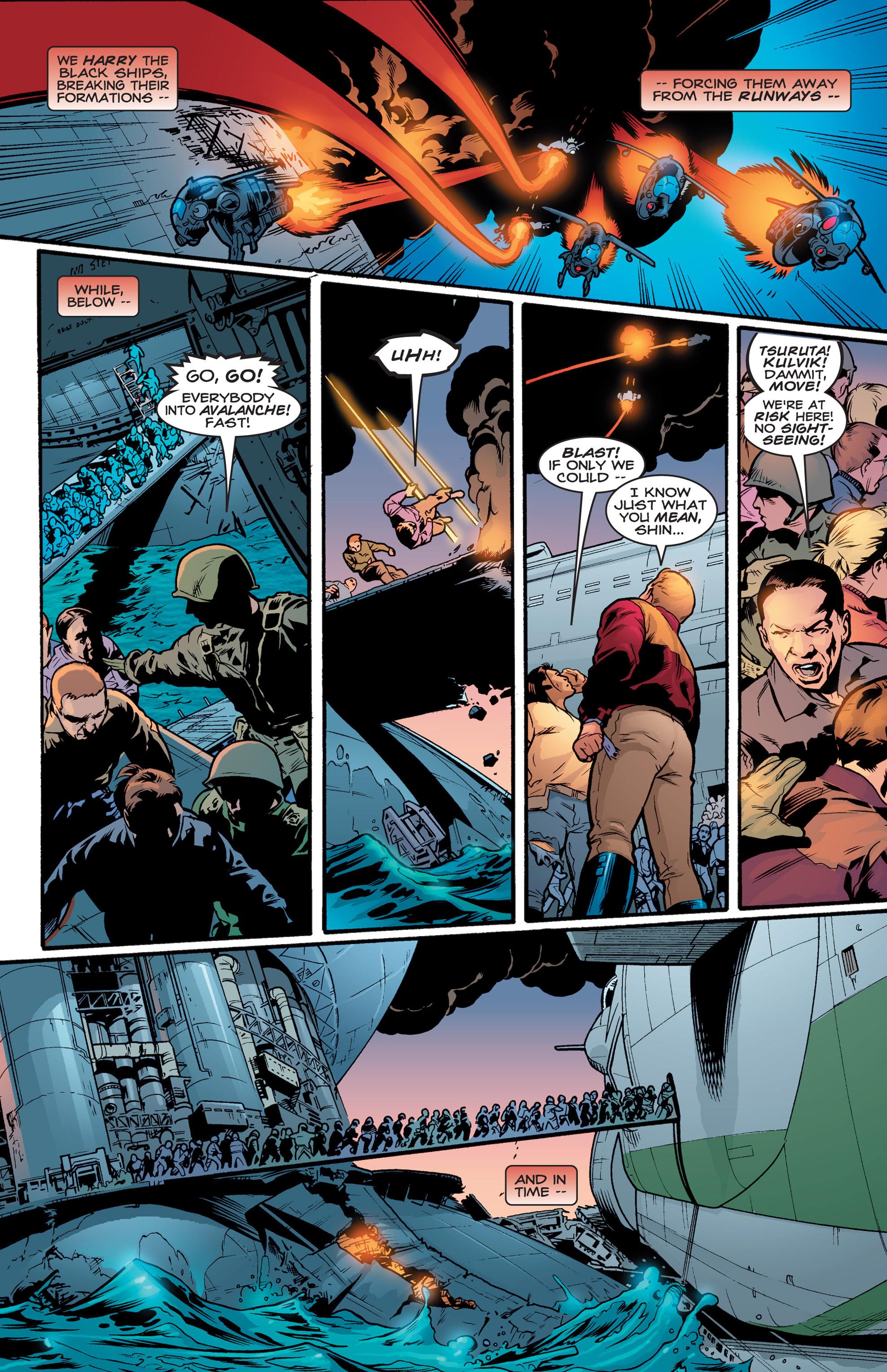 Read online Shockrockets comic -  Issue # TPB - 113