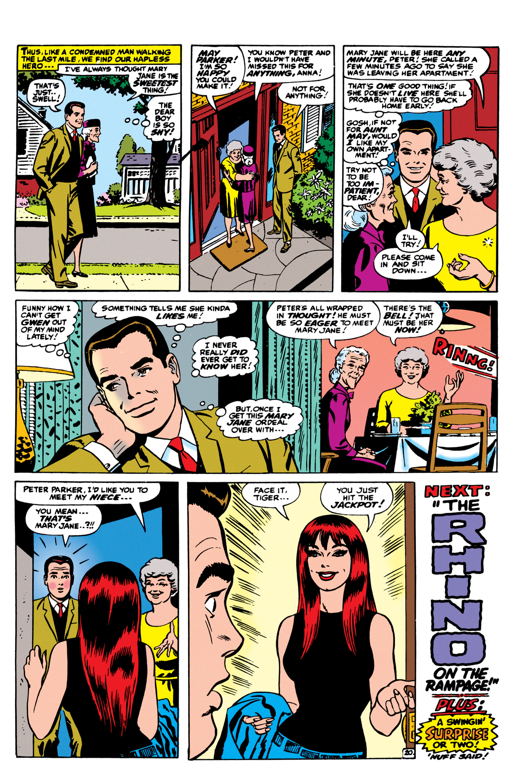 The Amazing Spider-Man (1963) 42 Page 20