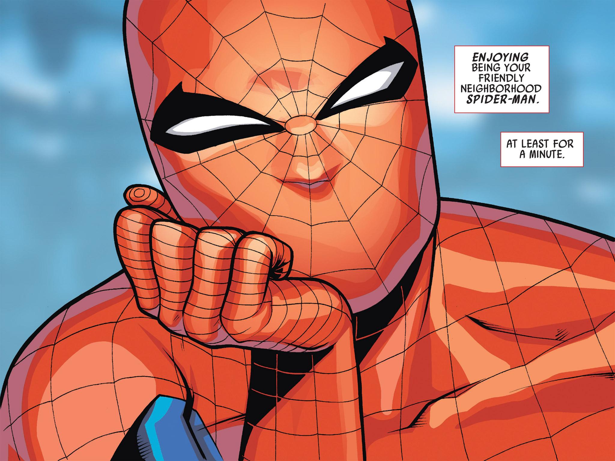 Read online Ultimate Spider-Man (Infinite Comics) (2016) comic -  Issue #4 - 4