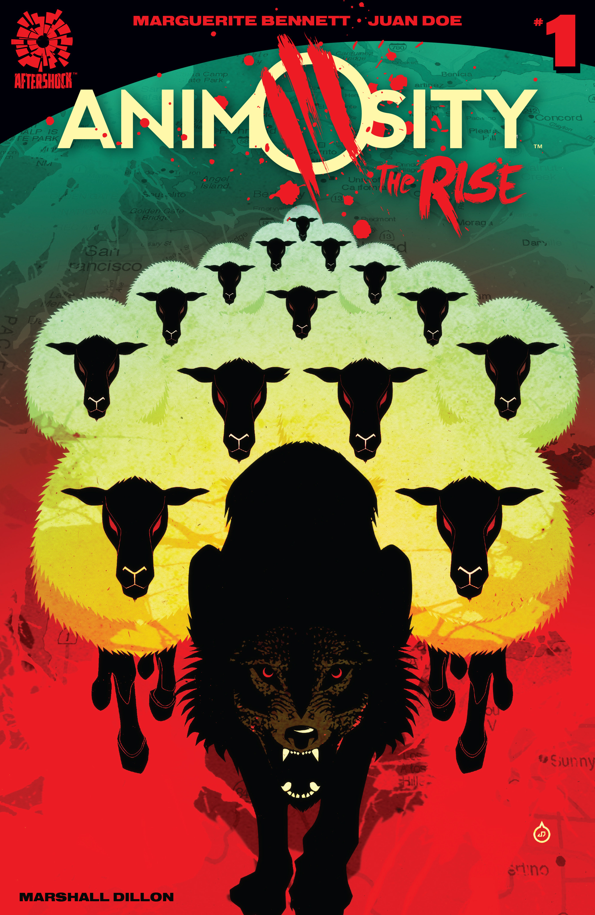 Read online Animosity: The Rise comic -  Issue #Animosity: The Rise Full - 1