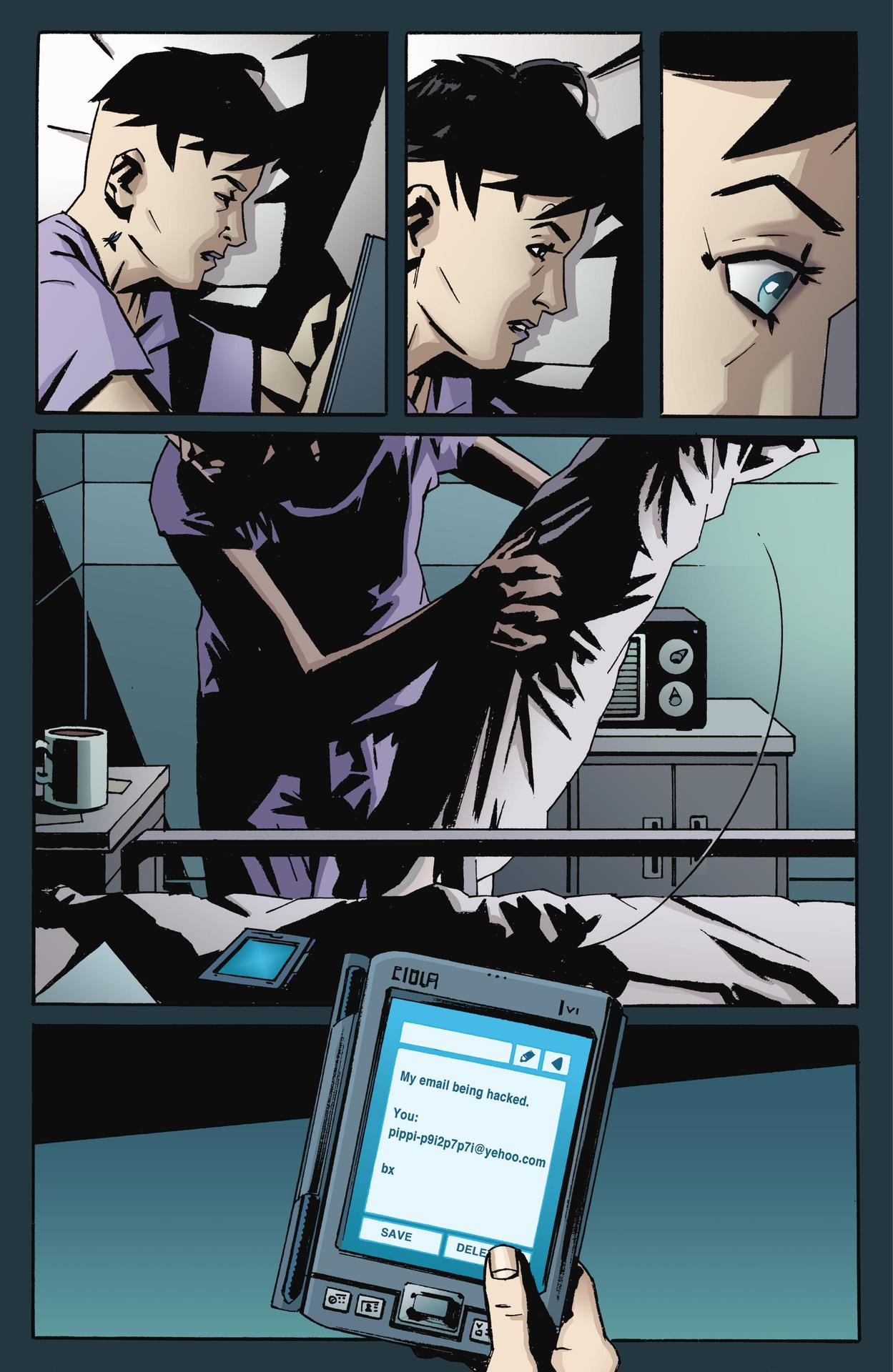 Read online The Girl Who Kicked The Hornet's Nest comic -  Issue # TPB - 157