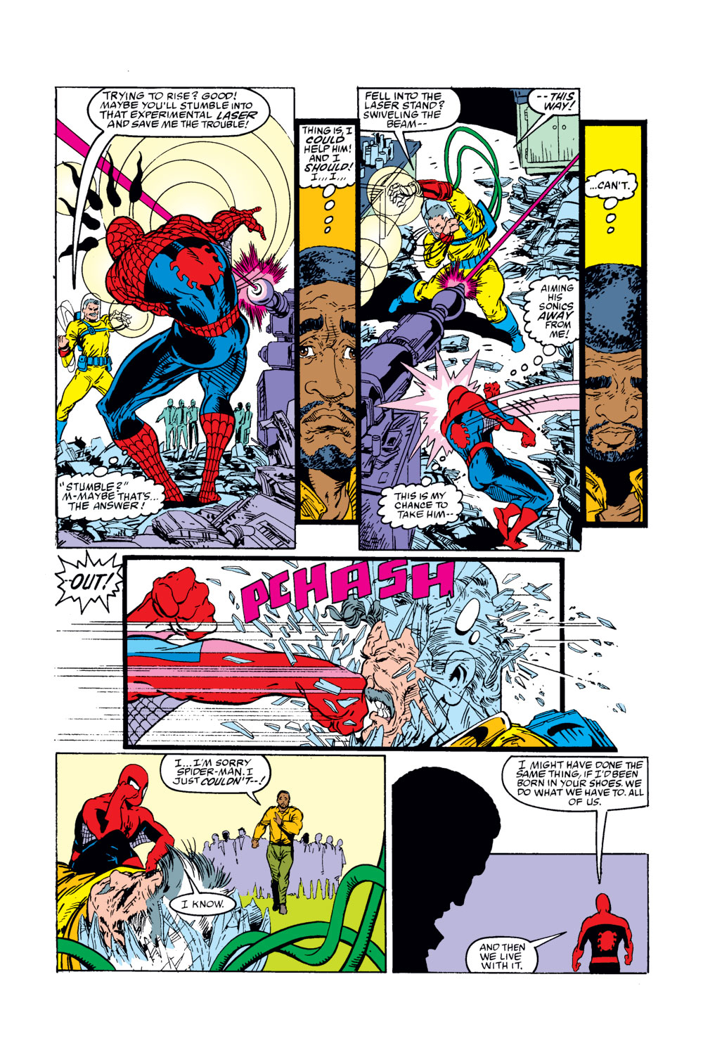The Amazing Spider-Man (1963) 302 Page 21