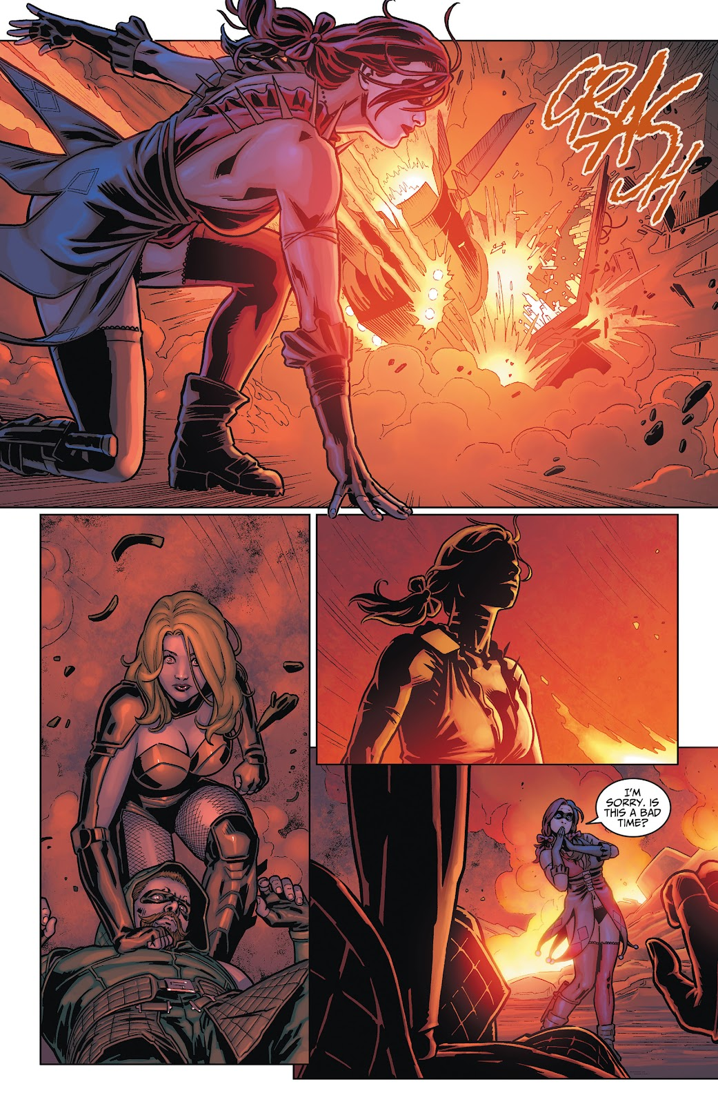 Injustice: Gods Among Us [I] issue _Annual_1 - Page 30