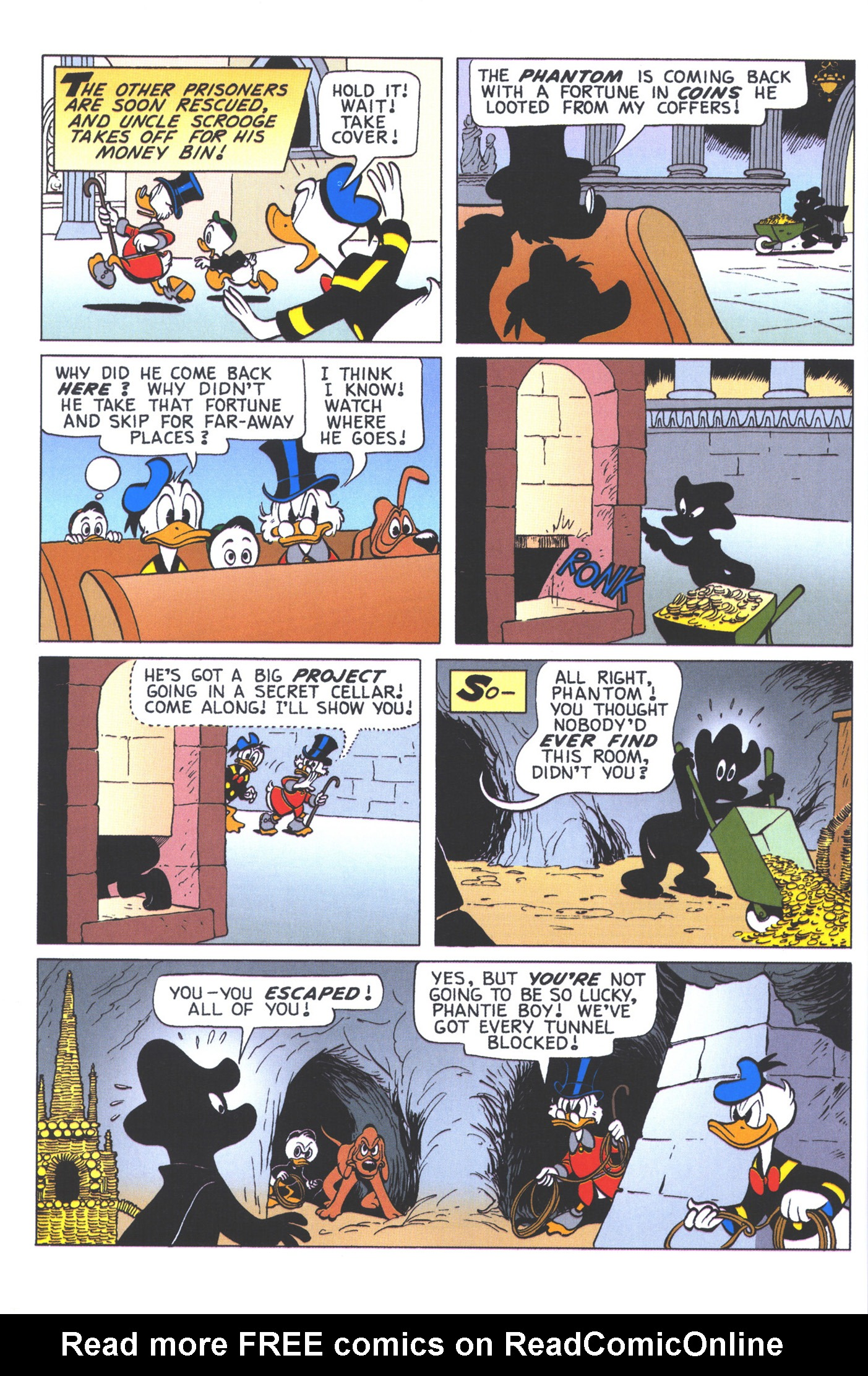 Read online Uncle Scrooge (1953) comic -  Issue #379 - 24