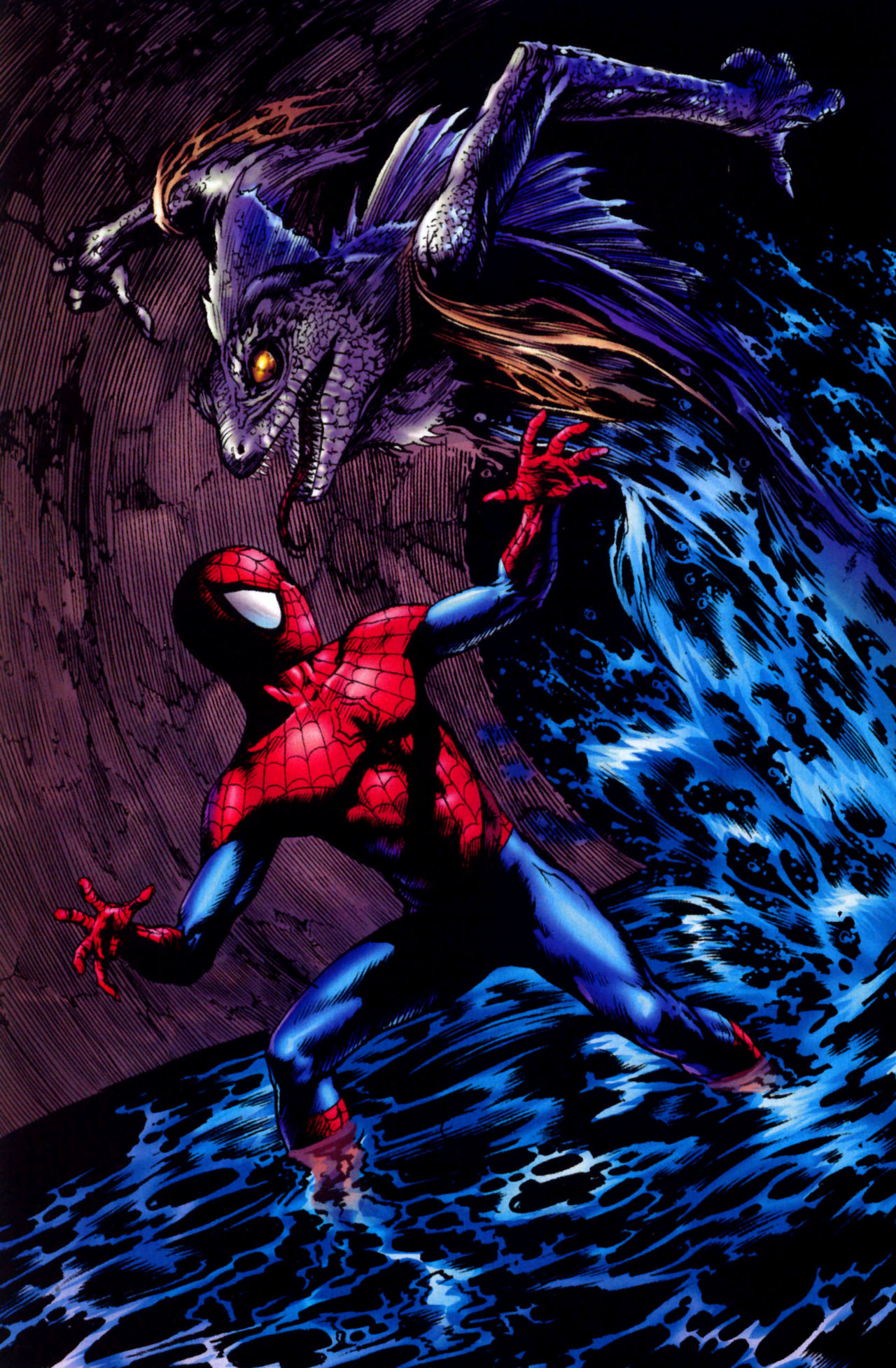 Read online Ultimate Marvel Team-Up comic -  Issue #10 - 21