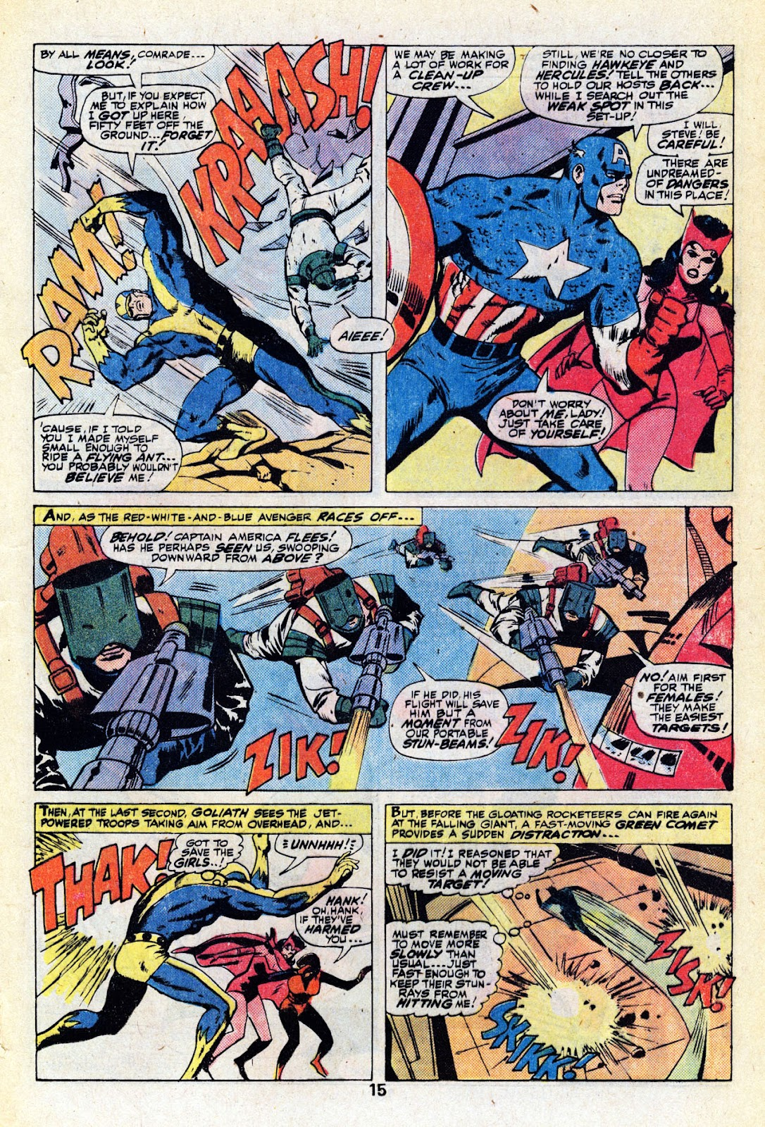 Marvel Triple Action (1972) issue 36 - Page 17