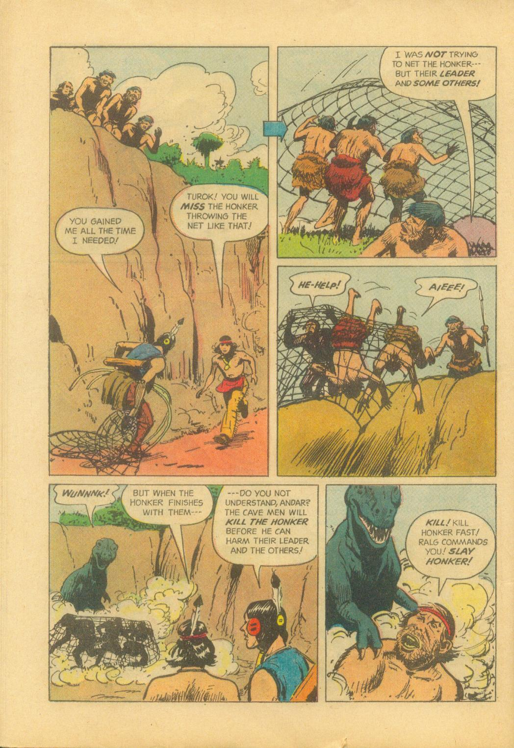 Read online Turok, Son of Stone comic -  Issue #29 - 32