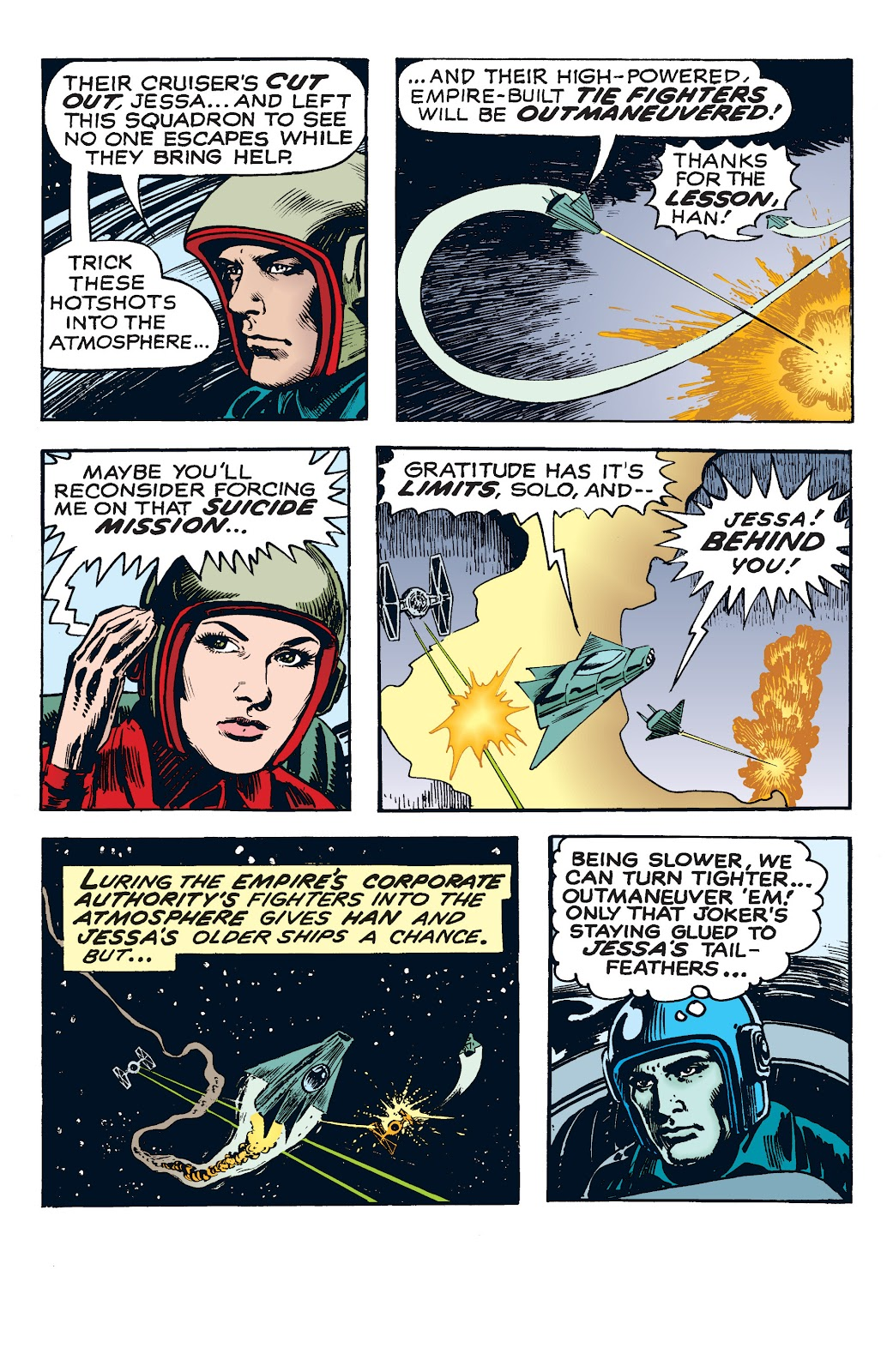 Read online Star Wars Legends: The Newspaper Strips - Epic Collection comic -  Issue # TPB (Part 4) - 15