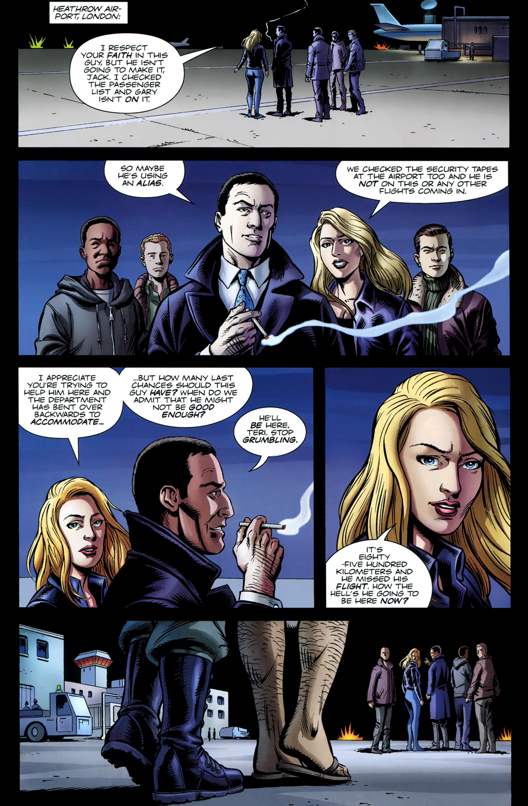 Read online Secret Service comic -  Issue #4 - 16