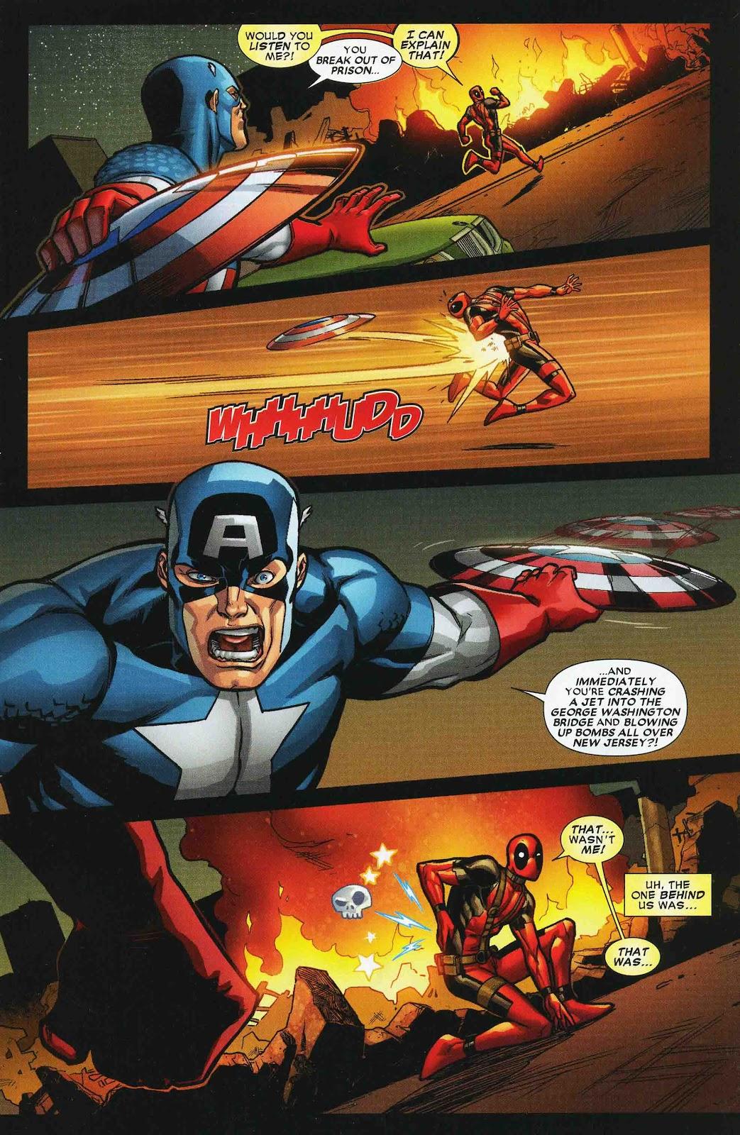 Read online Deadpool (2008) comic -  Issue #47 - 4