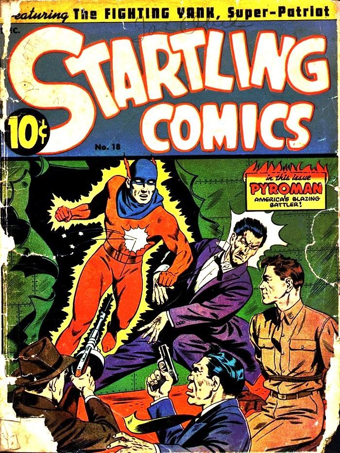 Startling Comics 18 Page 1