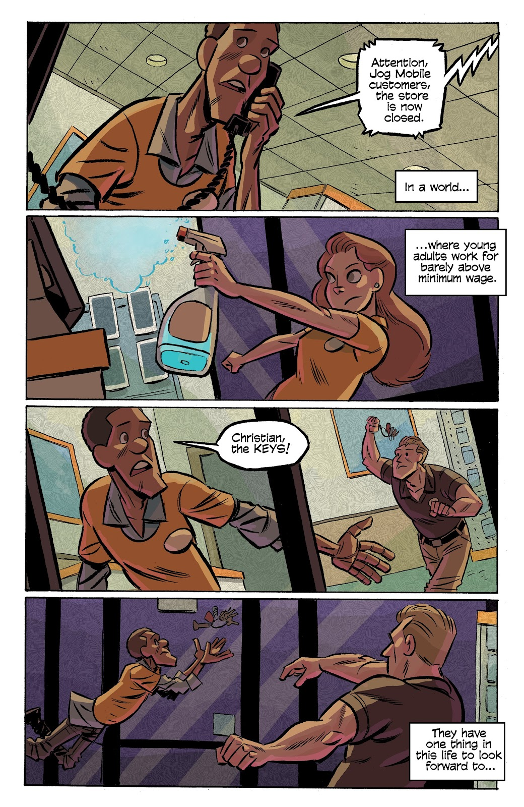 Read online Cellies comic -  Issue #7 - 3