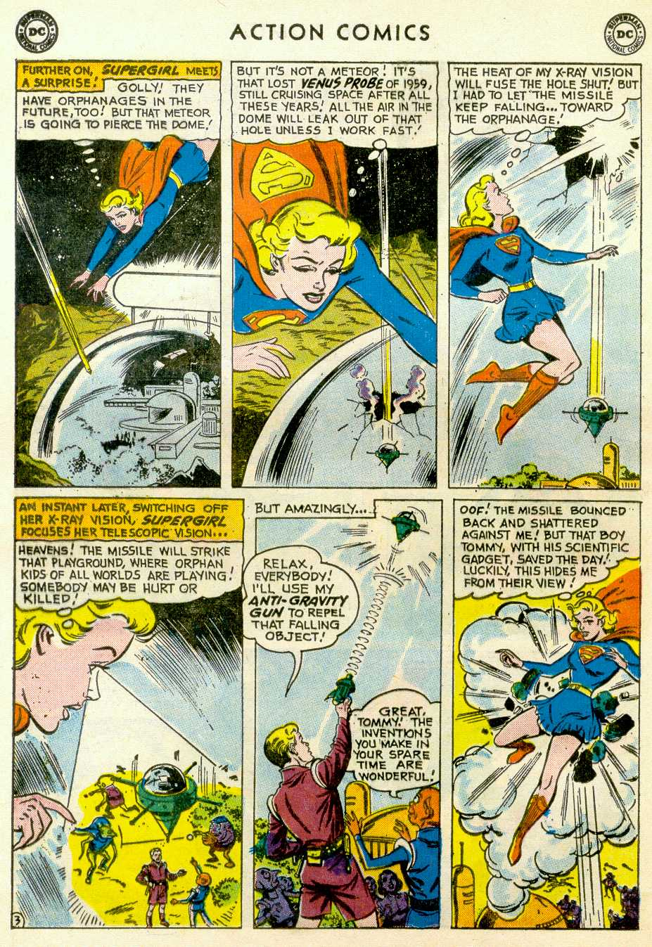Read online Action Comics (1938) comic -  Issue #255 - 28
