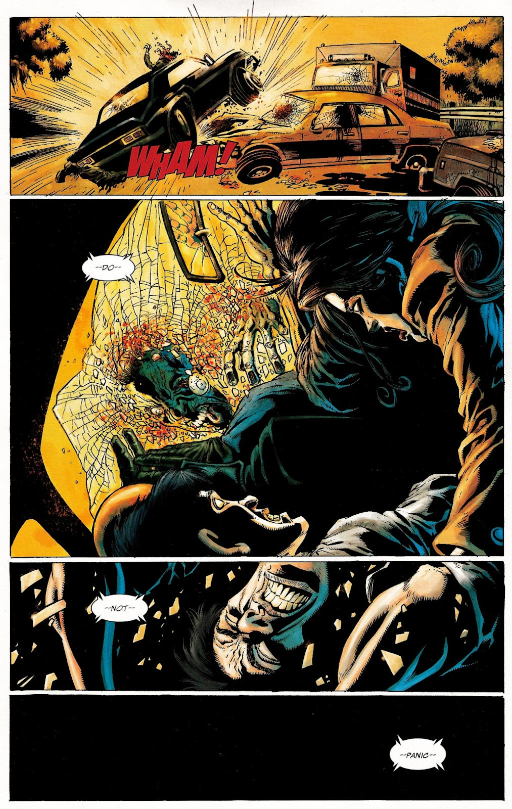 Read online Zombie (2006) comic -  Issue #1 - 10
