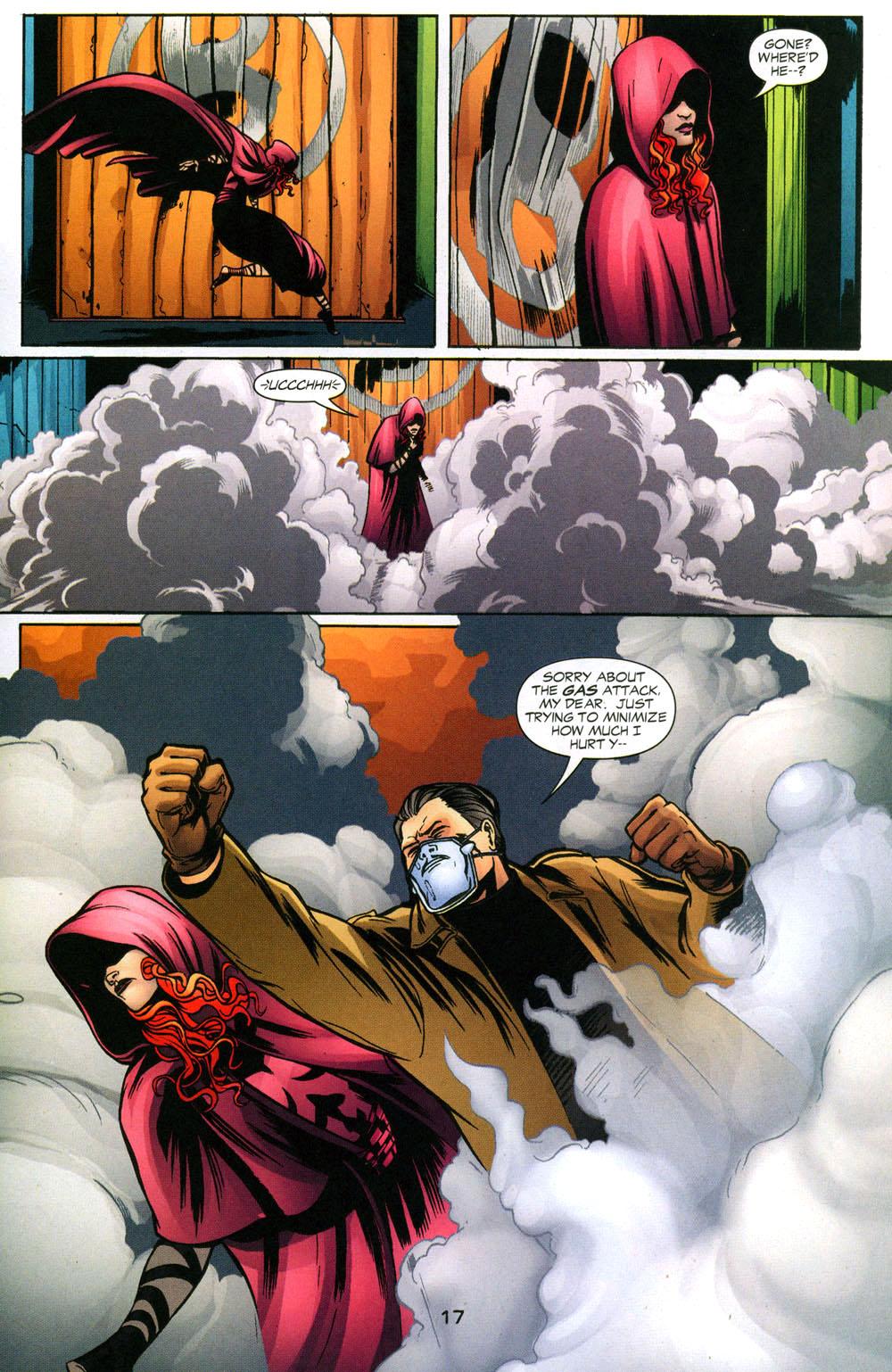 Read online Fallen Angel (2003) comic -  Issue #2 - 18