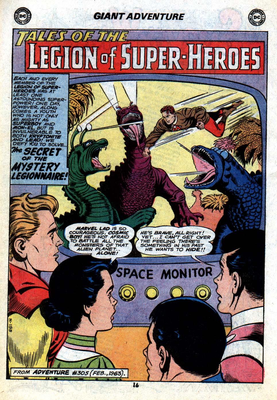 Read online Adventure Comics (1938) comic -  Issue #403 - 18