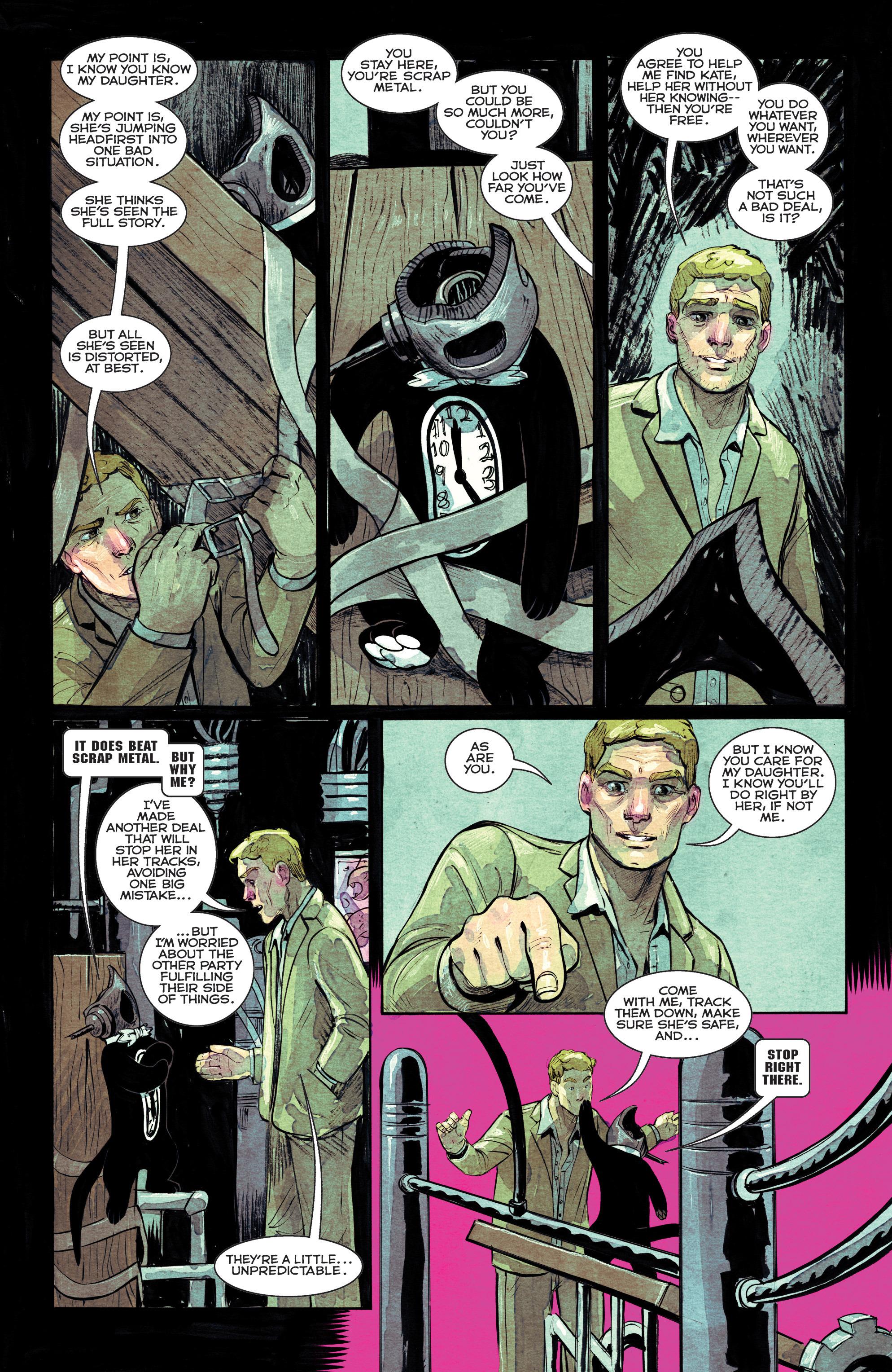 Read online Shutter comic -  Issue #26 - 4