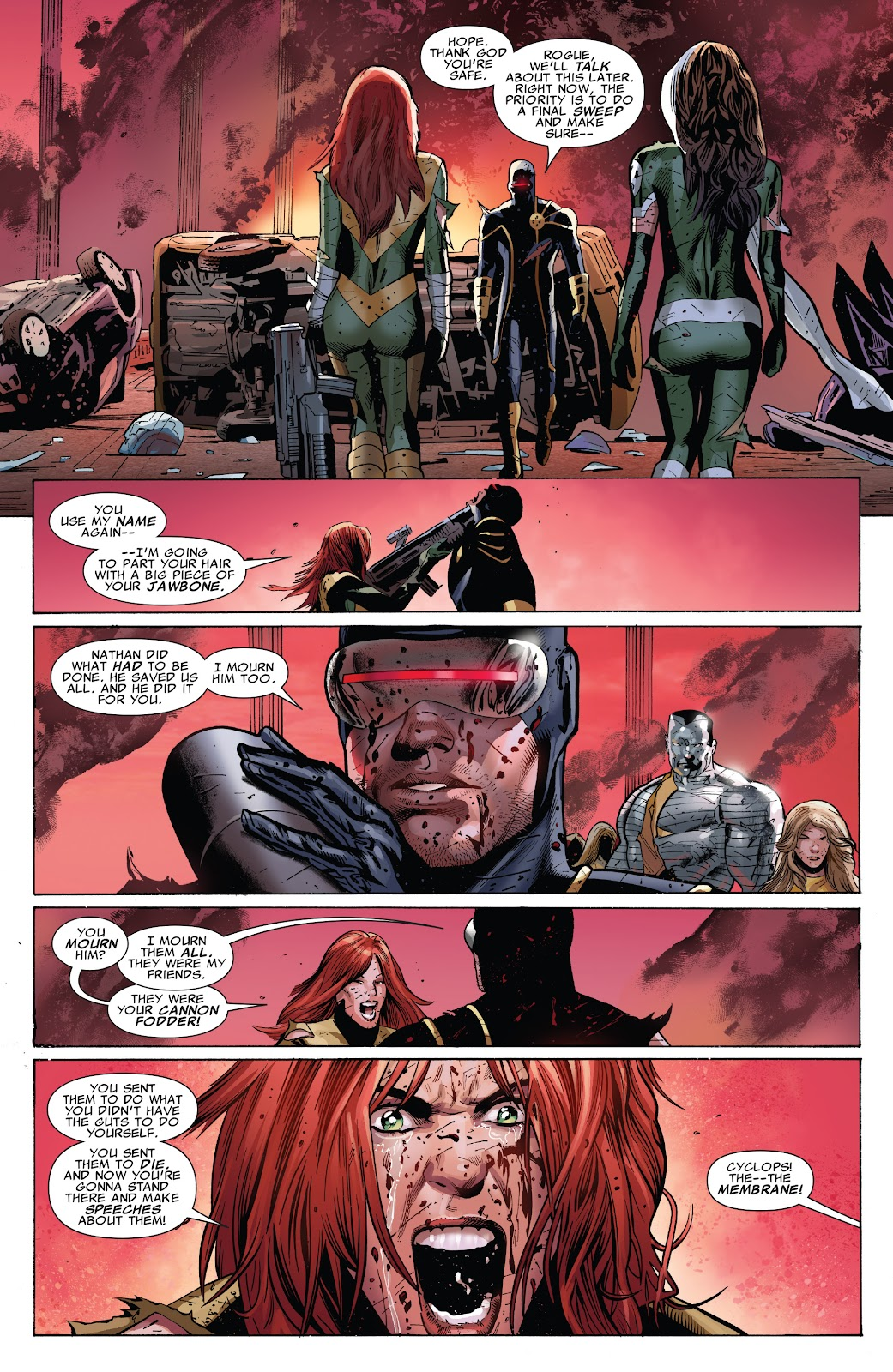 Read online X-Men: Second Coming comic -  Issue # _TPB (Part 3) - 92