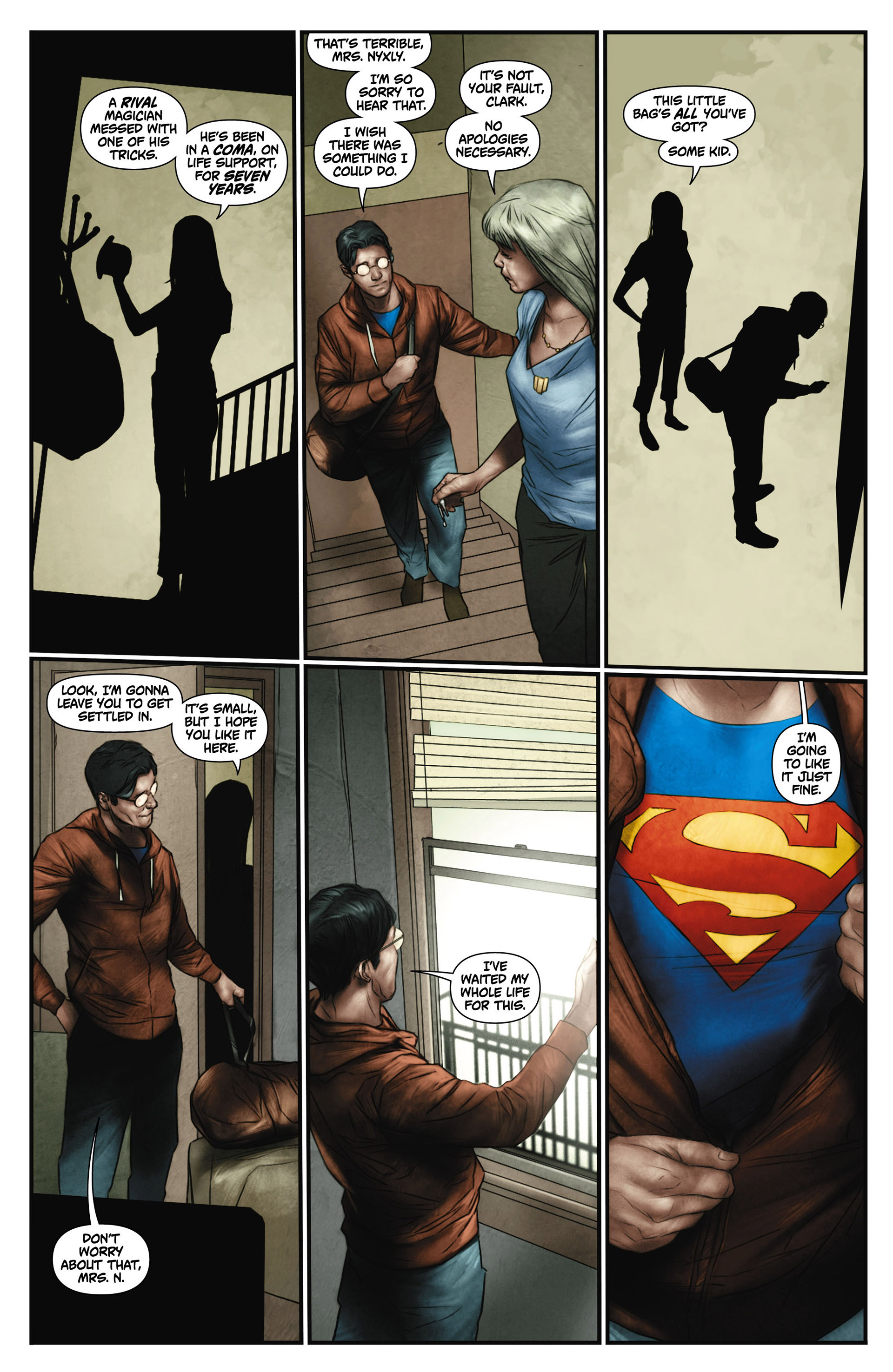 Read online Action Comics (2011) comic -  Issue #0 - 15