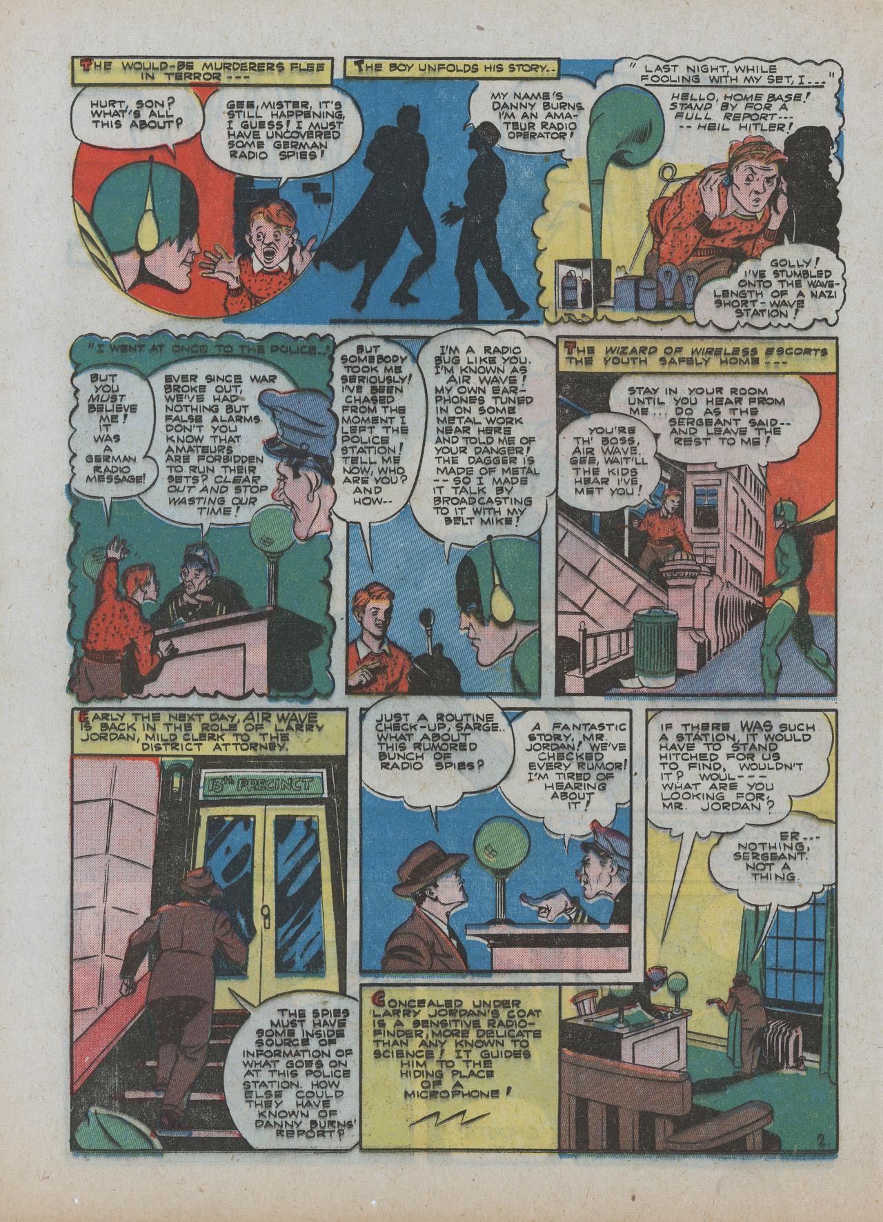 Read online Detective Comics (1937) comic -  Issue #63 - 44