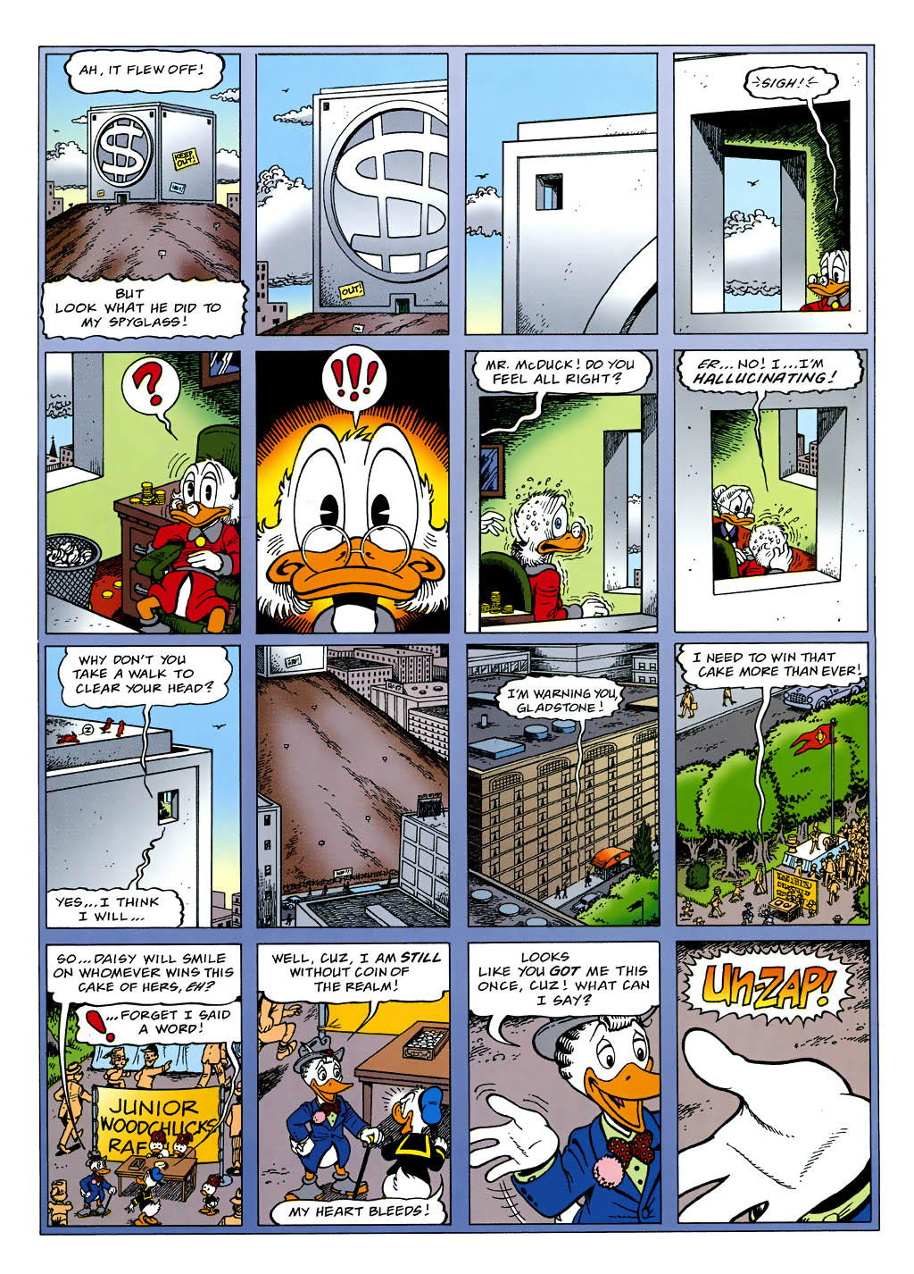 Read online Uncle Scrooge (1953) comic -  Issue #323 - 9