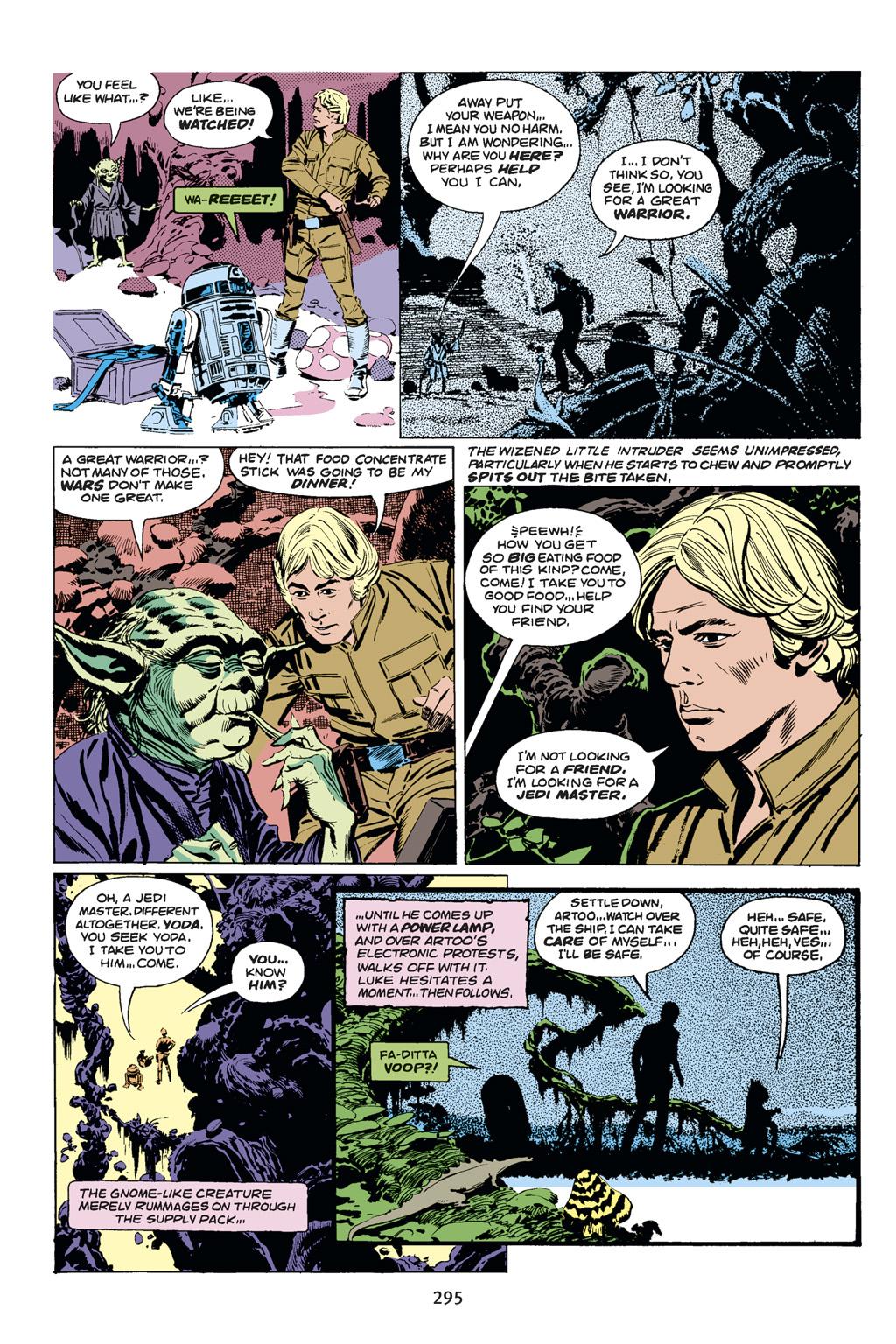 Read online Star Wars Omnibus comic -  Issue # Vol. 14 - 293