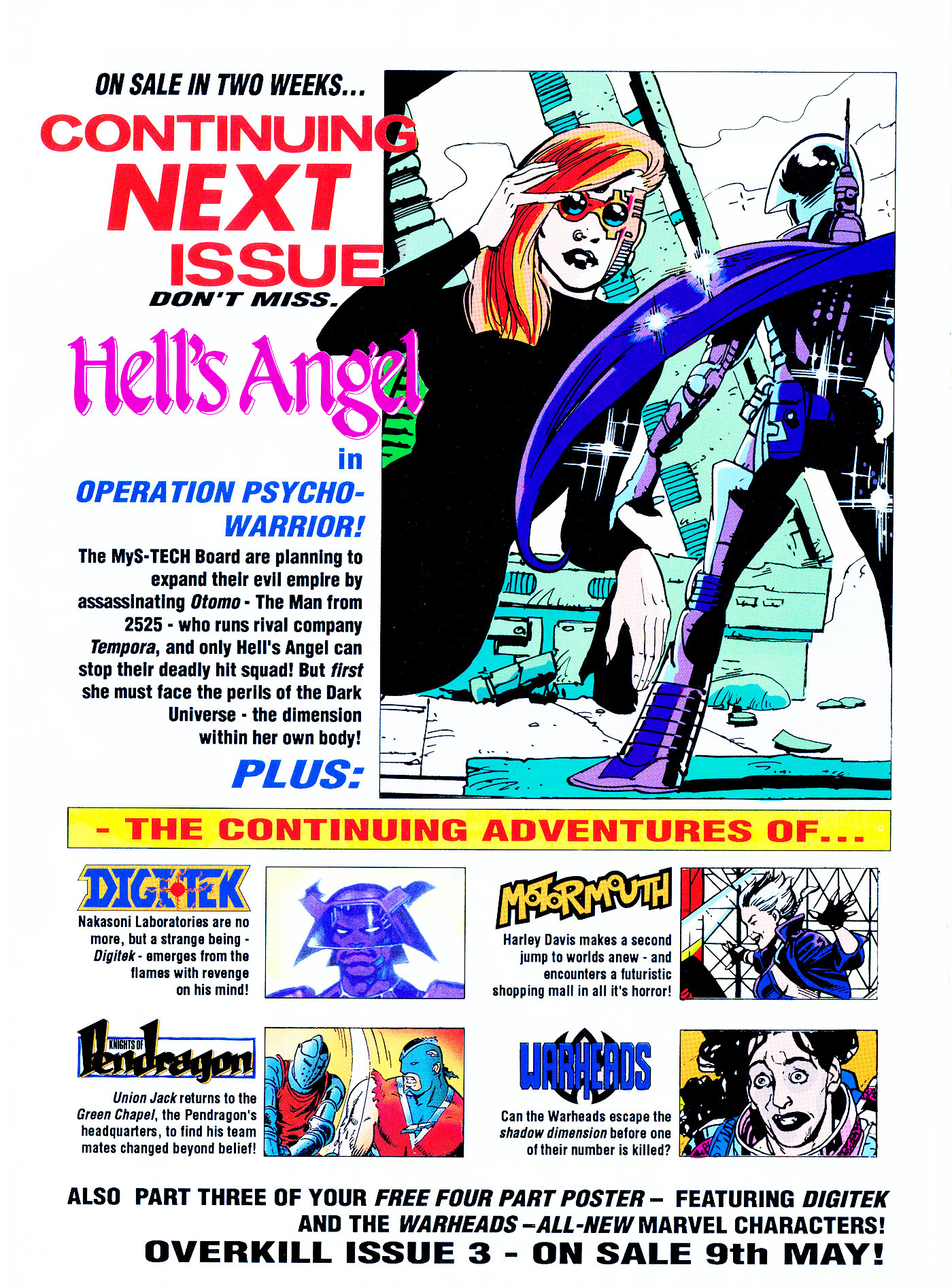 Read online Overkill comic -  Issue #2 - 36