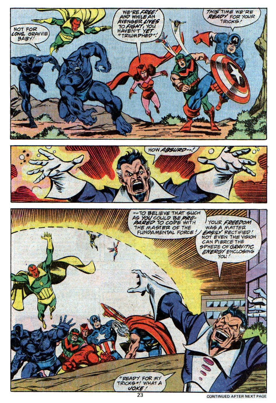 The Avengers (1963) 159 Page 13