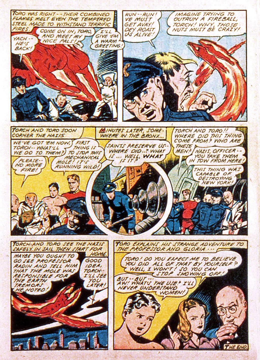 Read online Mystic Comics (1944) comic -  Issue #1 - 25
