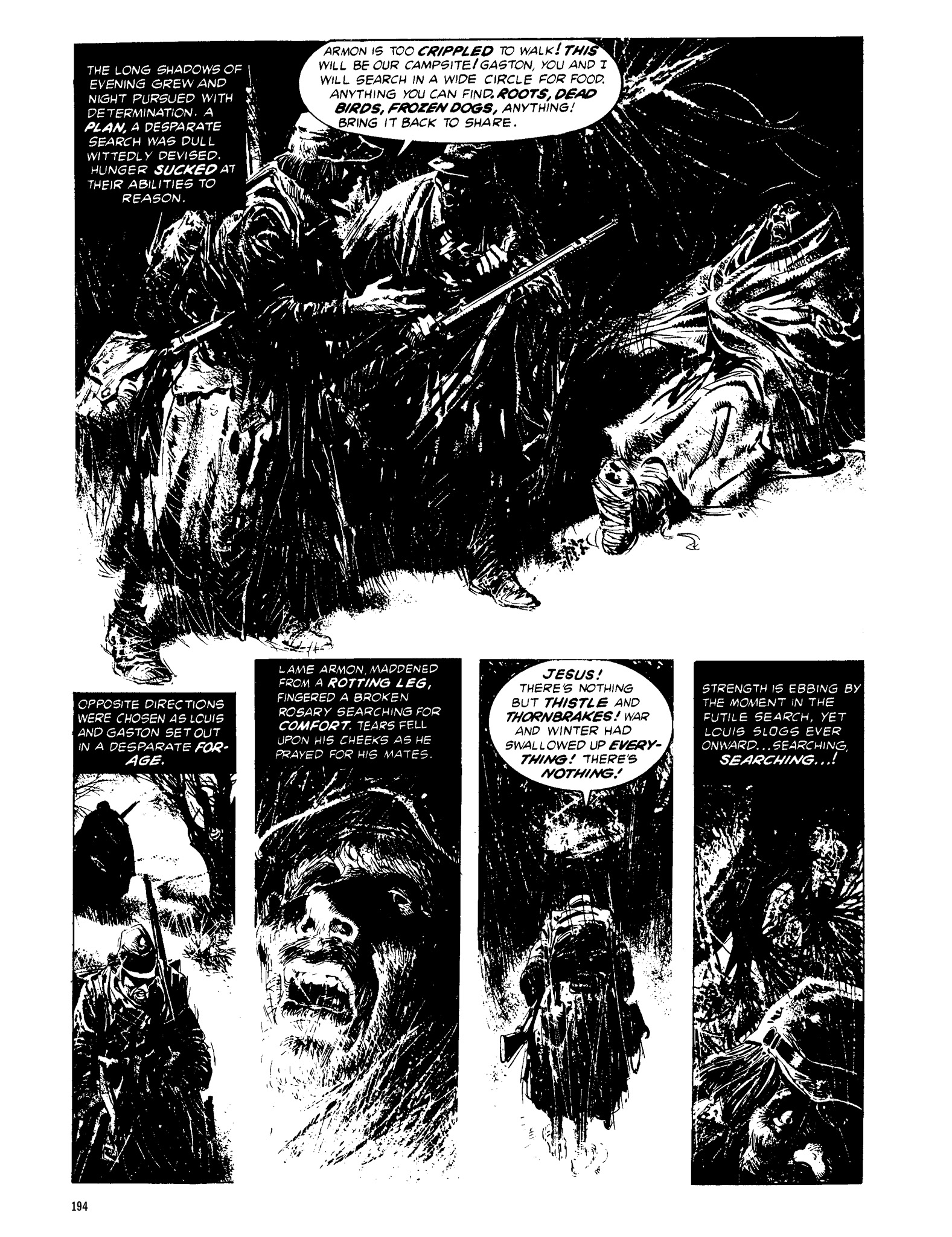 Read online Eerie Archives comic -  Issue # TPB 13 - 195