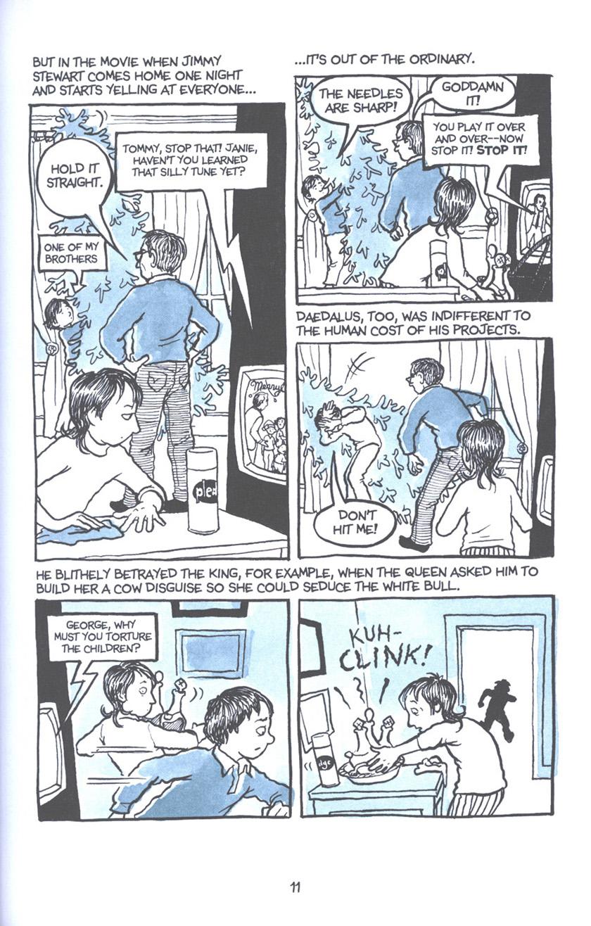 Read online Fun Home: A Family Tragicomic comic -  Issue # TPB - 18
