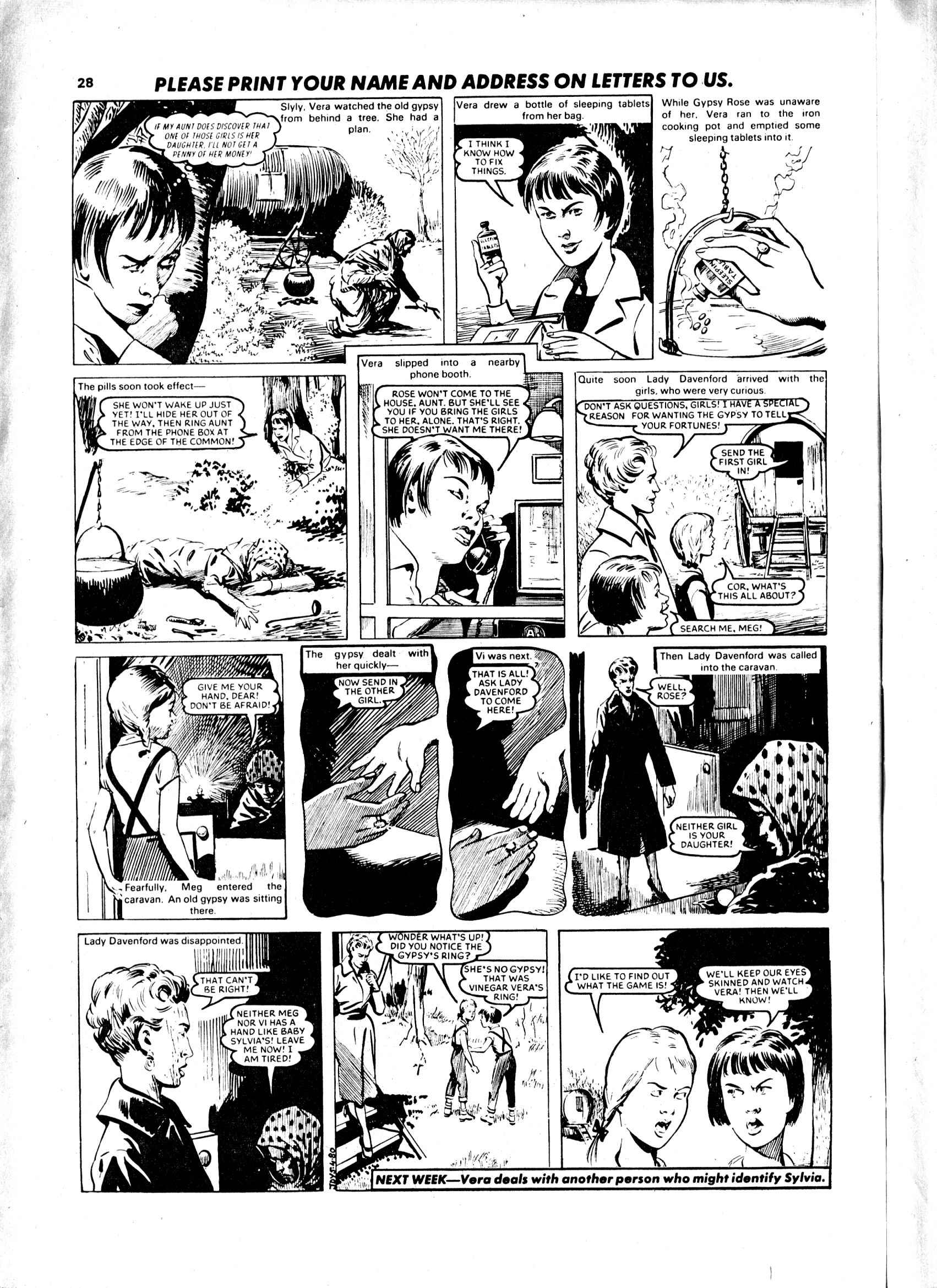 Read online Judy comic -  Issue #56 - 28