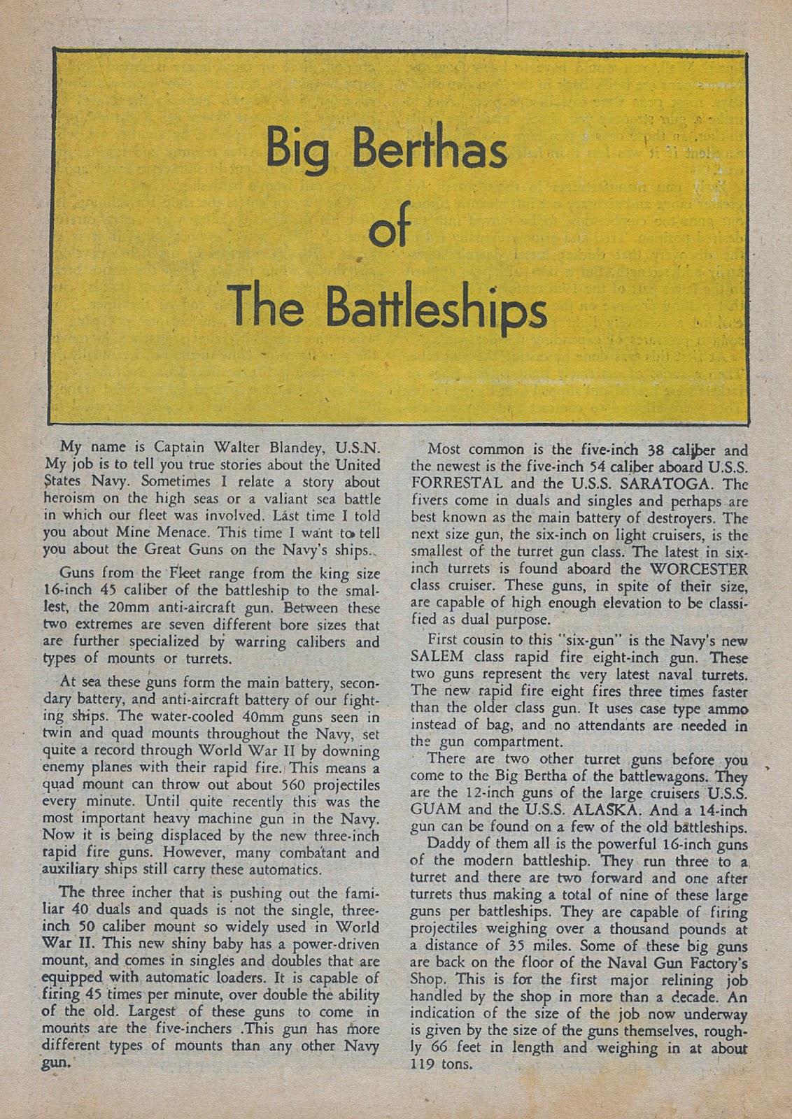 Read online Fightin' Navy comic -  Issue #82 - 27